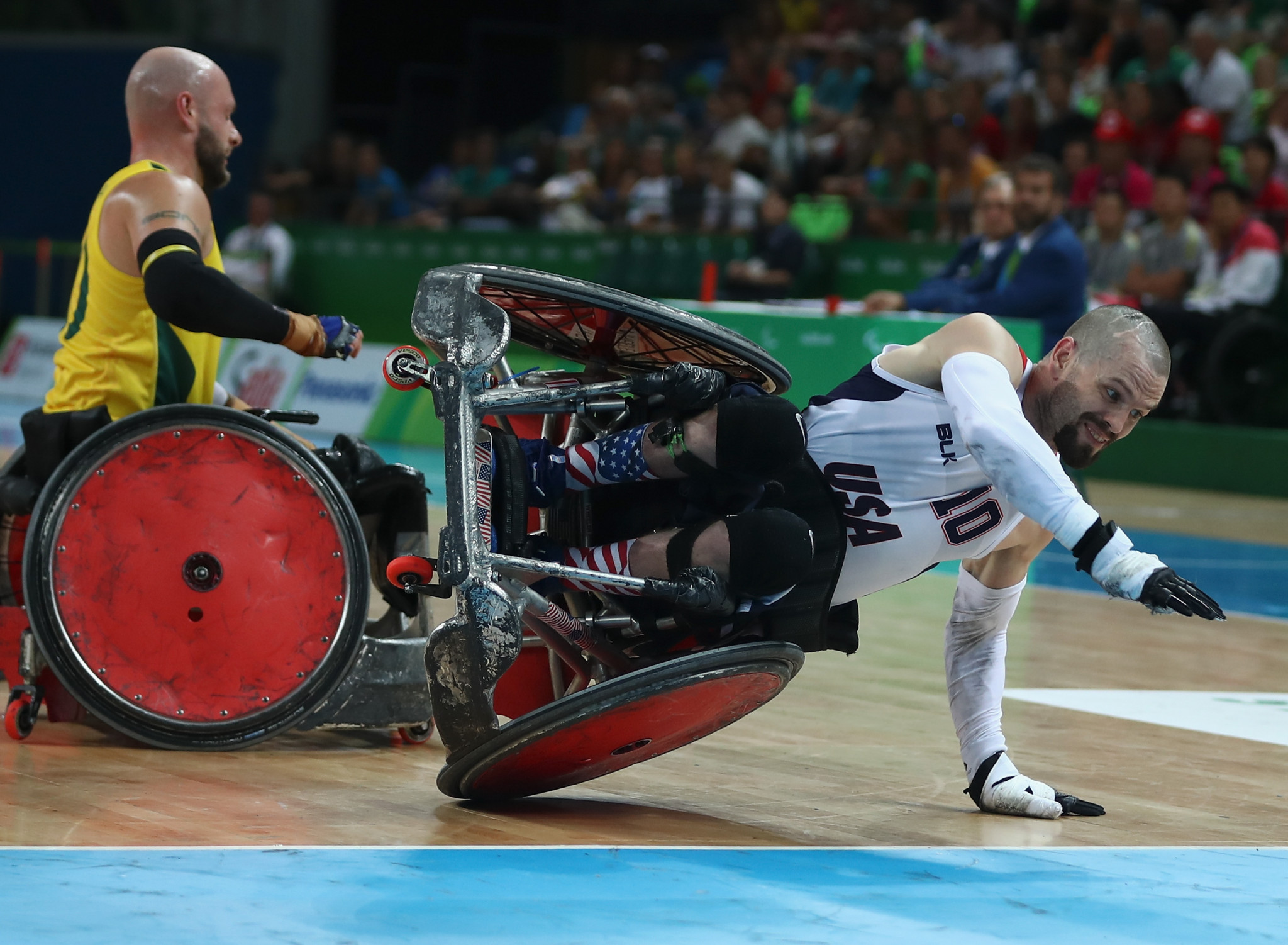 International Wheelchair Rugby Federation to set up Hall of Fame