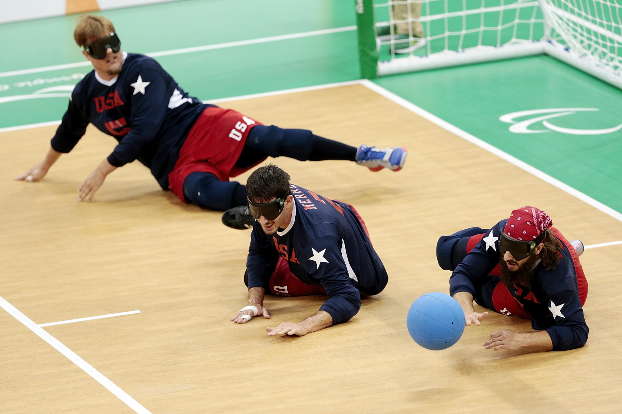 The US men reached the gold-medal match at Rio 2016 but were beaten by Lithuania ©Getty Images