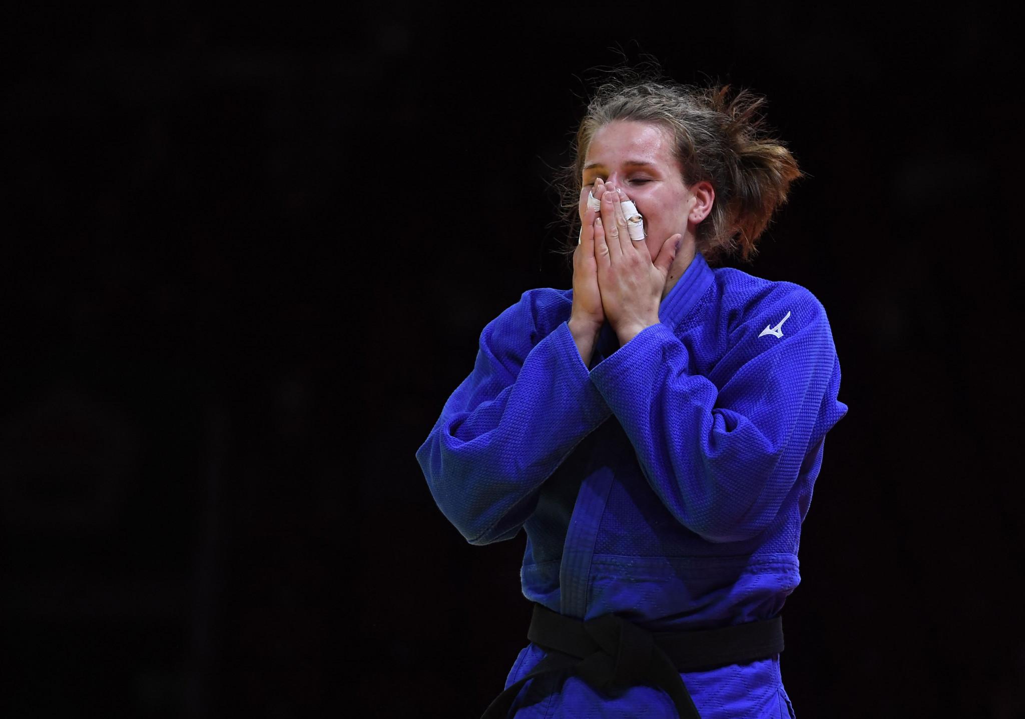 Wagner defeats reigning champion Malonga at IJF World Championships