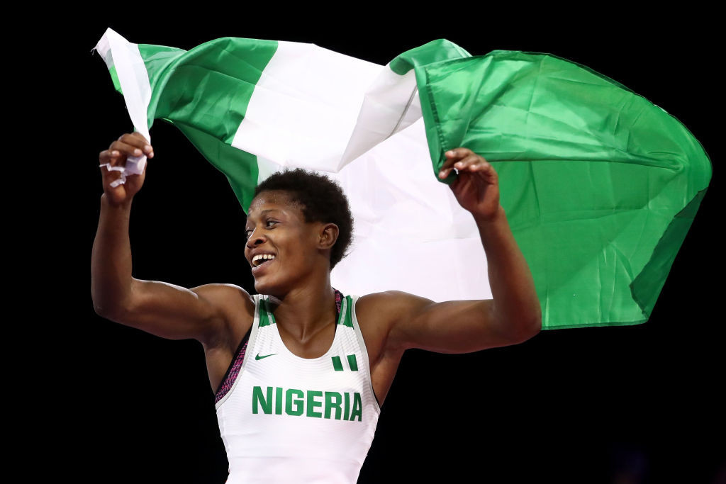 Adekuoroye scatters Rio 2016 medallists en route to gold at UWW Poland Open
