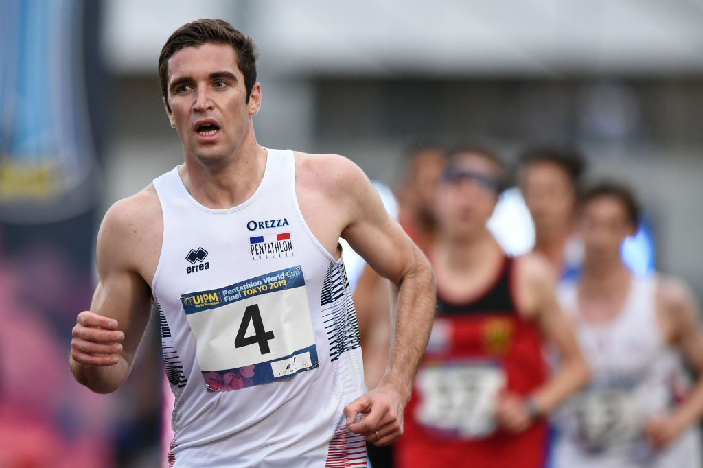 All three top-ranked men reach final at UIPM World Championships in Cairo