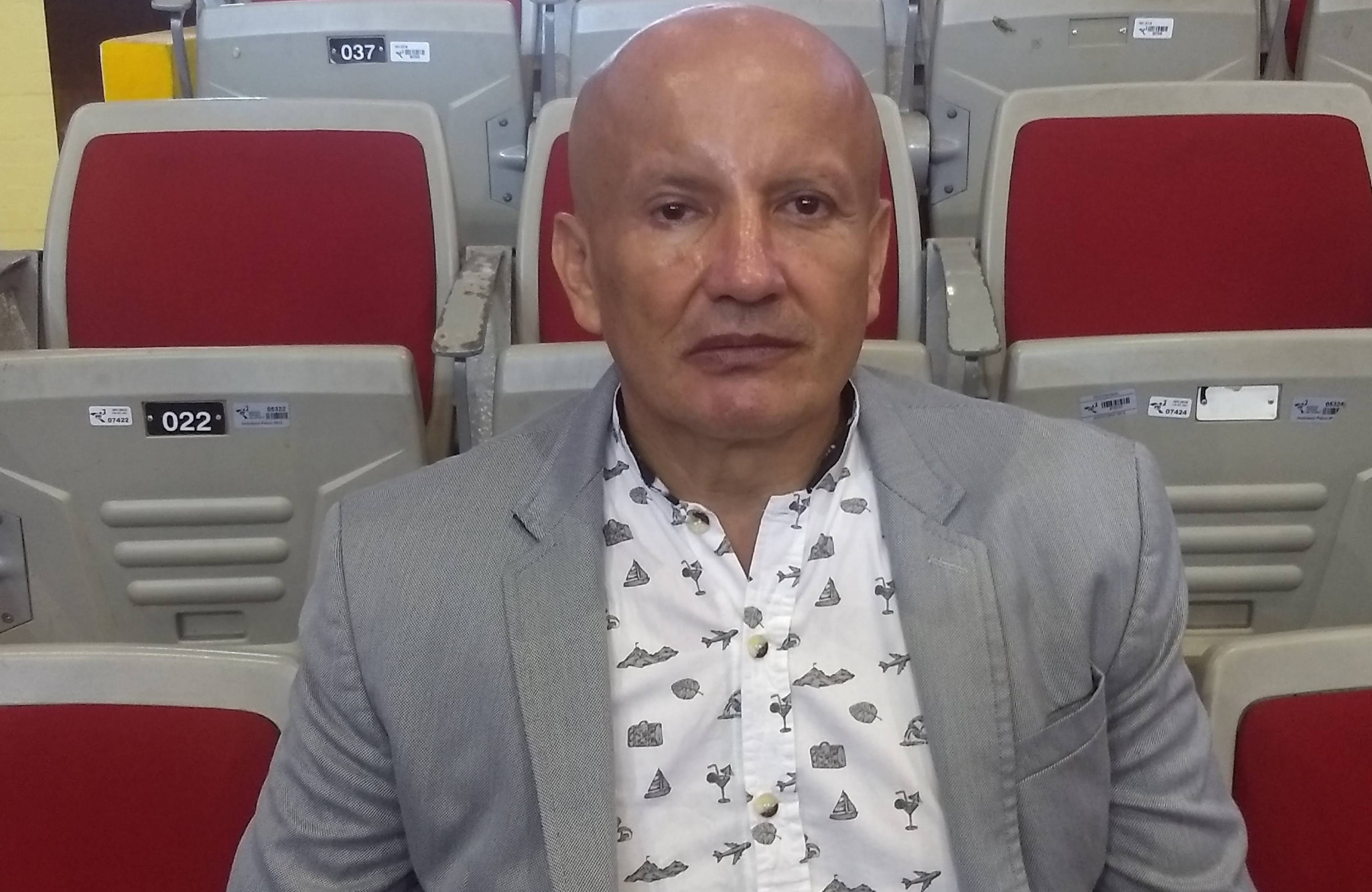 Colombian Weightlifting Federation President William Pena described the appeals process as
