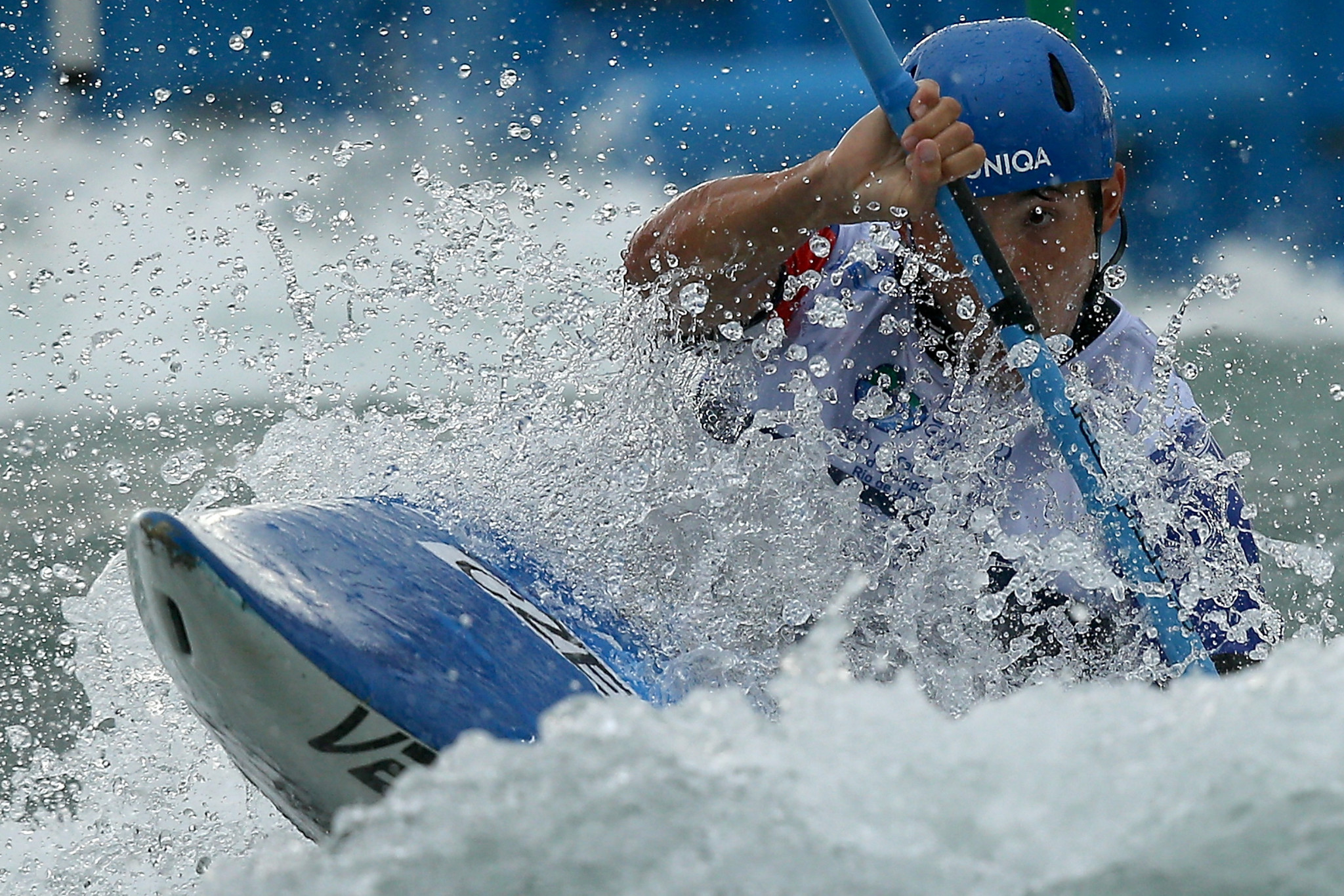 Prskavec claims home win at ICF Canoe Slalom World Cup in Prague