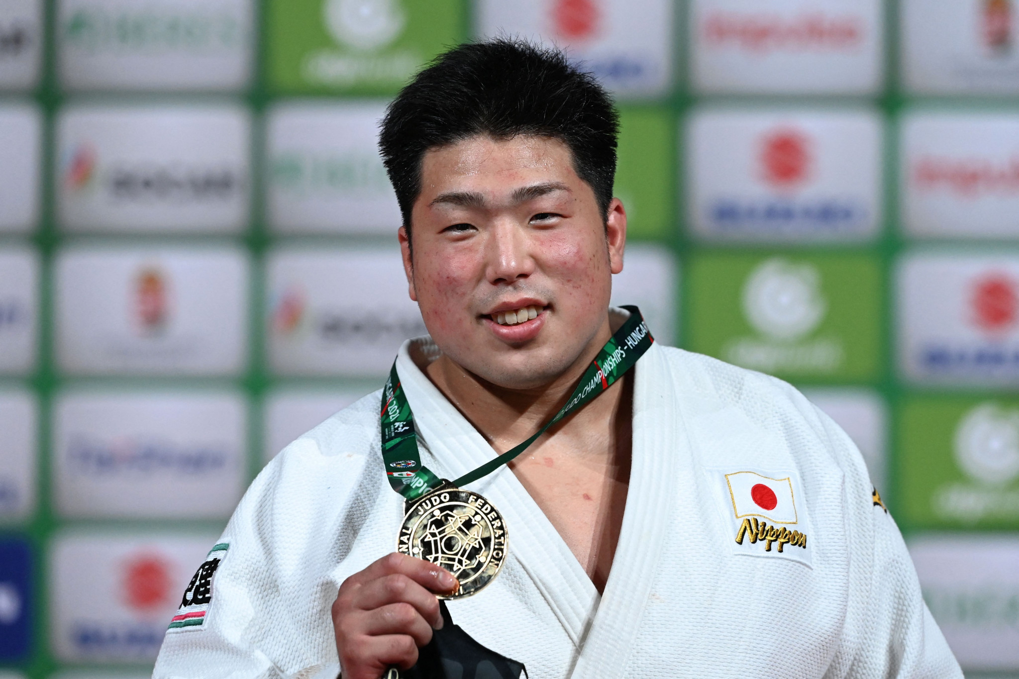 Japan win final individual world titles on day seven of IJF World Judo Championships