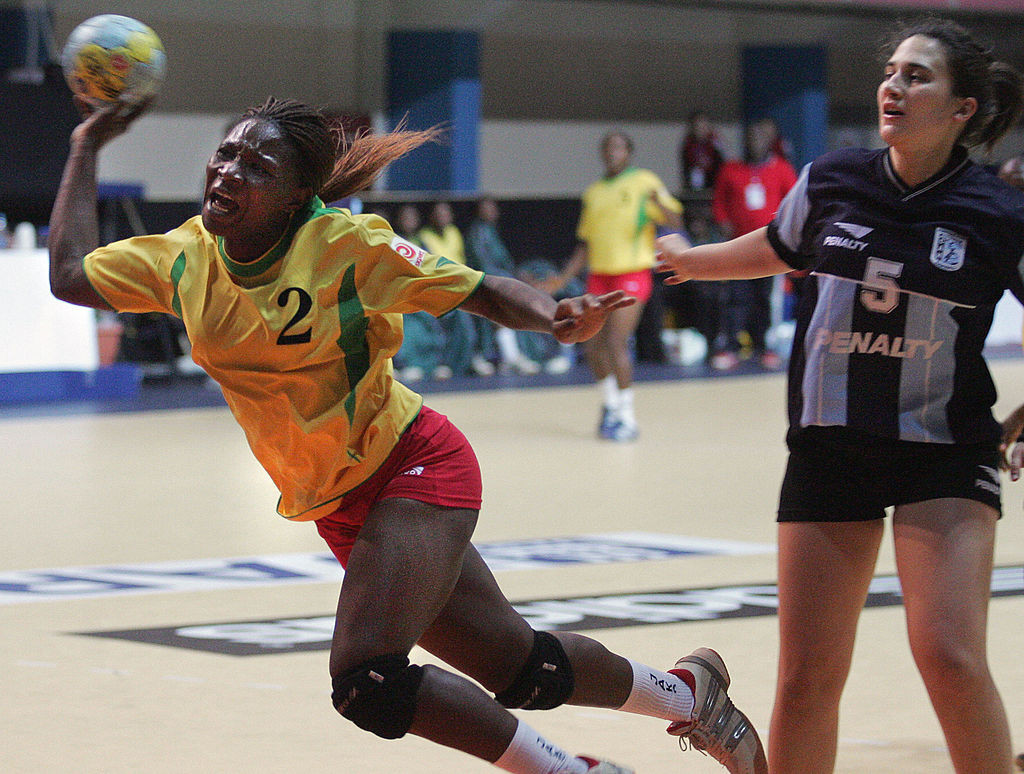 Cameroon qualify top of group after beating DRC at African Women's Handball Championship
