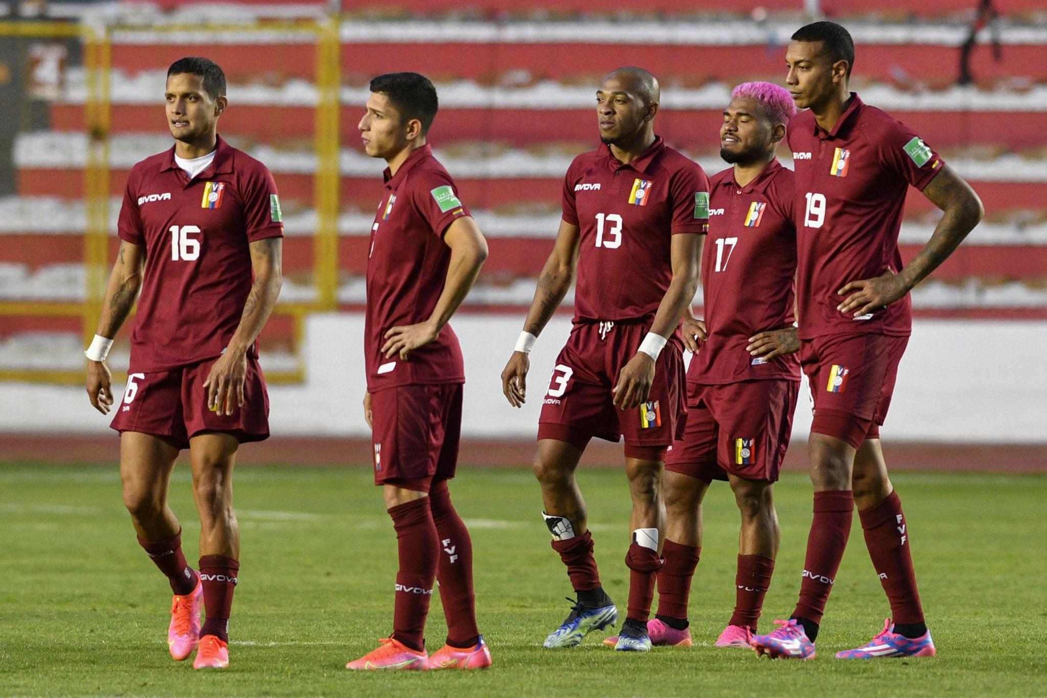 Venezuela hit by COVID-19 outbreak on eve of Copa América opener