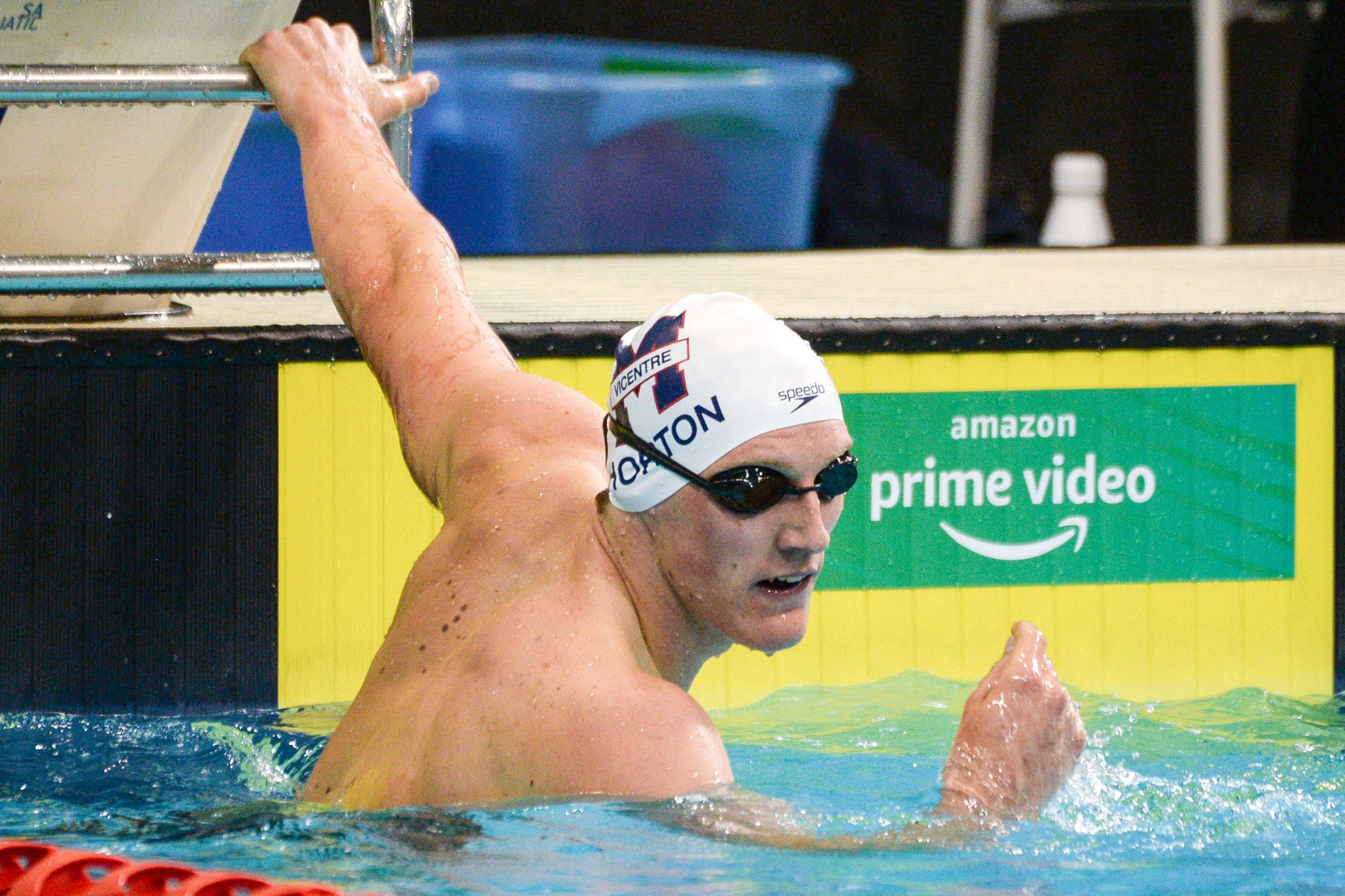 Mack Horton finished third in Australia's Olympic swimming trials and will not defend his 400m freestyle title at Tokyo 2020 ©Getty Images