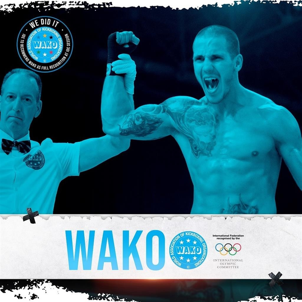 The World Association of Kickboxing Organizations has been put forward for full IOC recognition ©WAKO