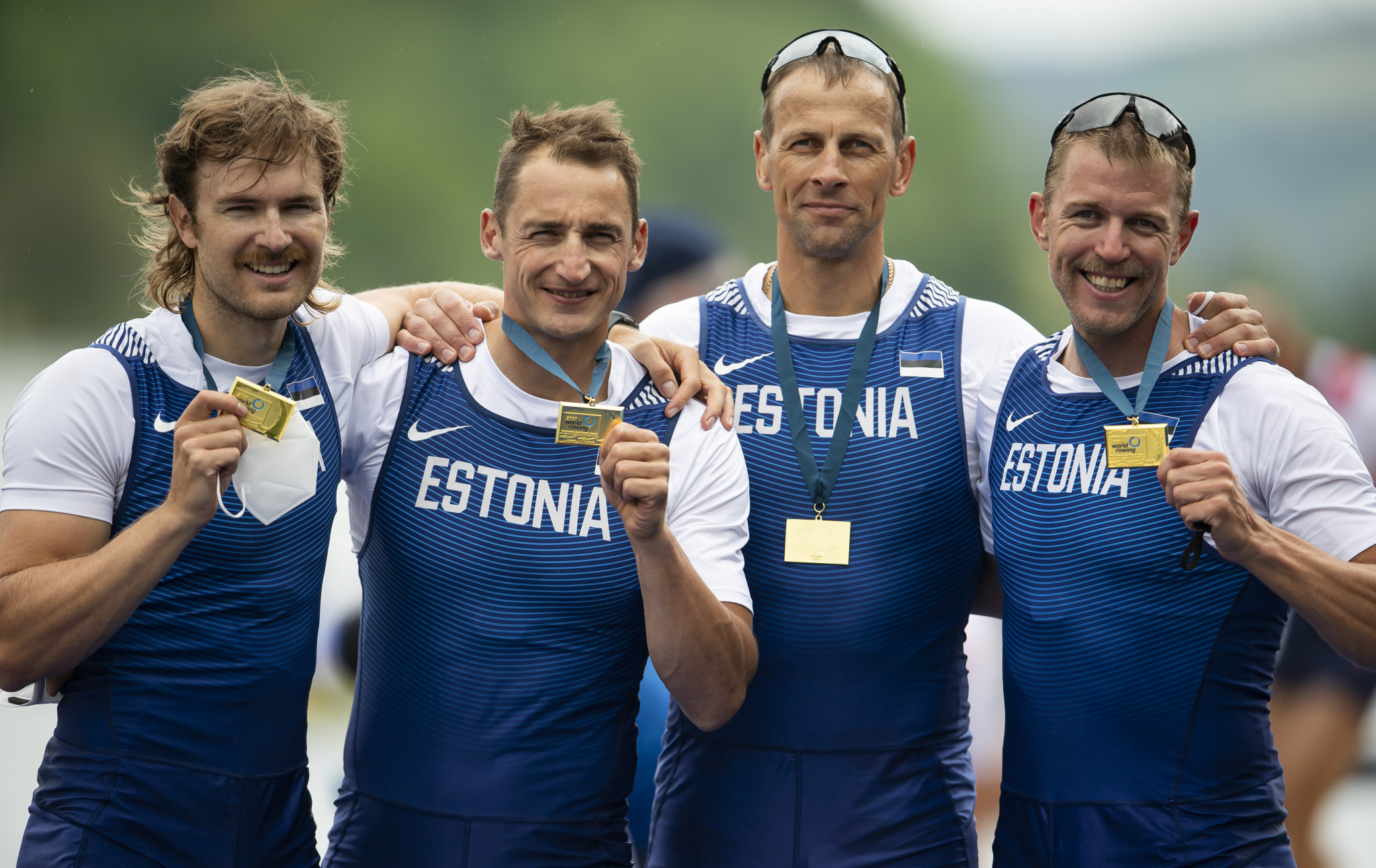Nike is among eight companies that have agreed to sponsor the Estonian Olympic team until 2024 ©Getty Images