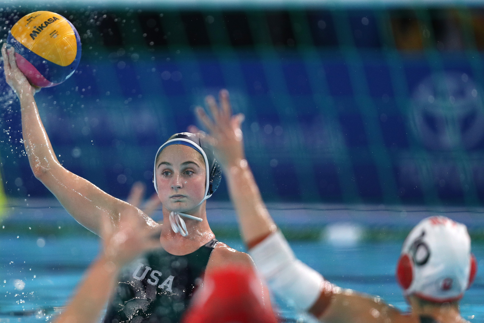 US and Canada finish top of groups at Women's Water Polo World League Super Final