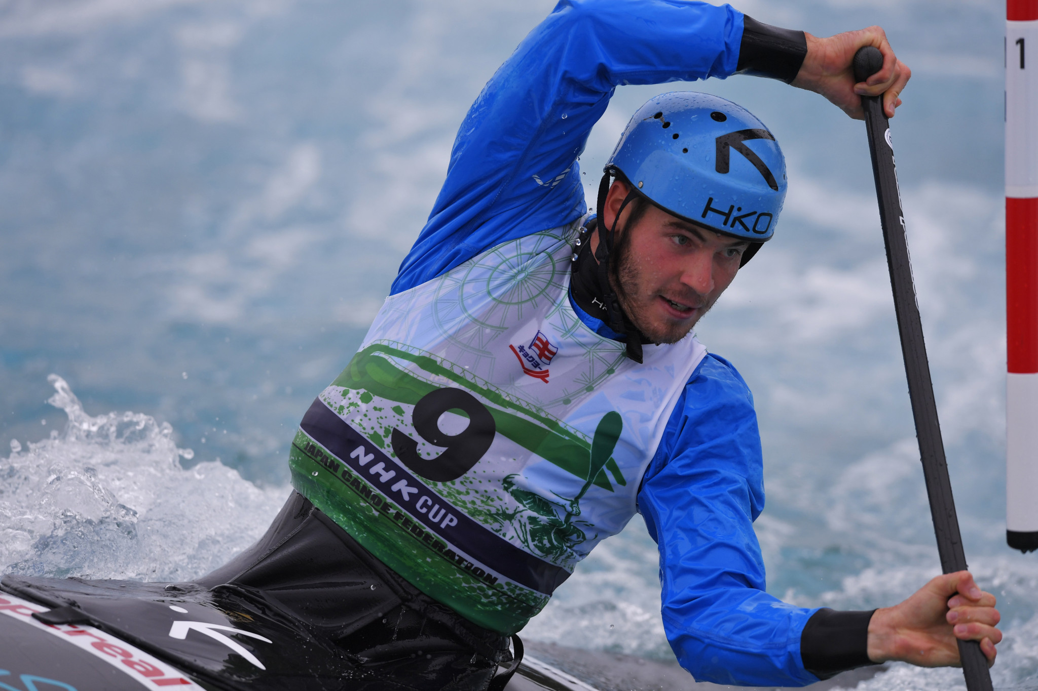 Rohan and Přindiš add more home gold for Czech Republic at Canoe Slalom World Cup