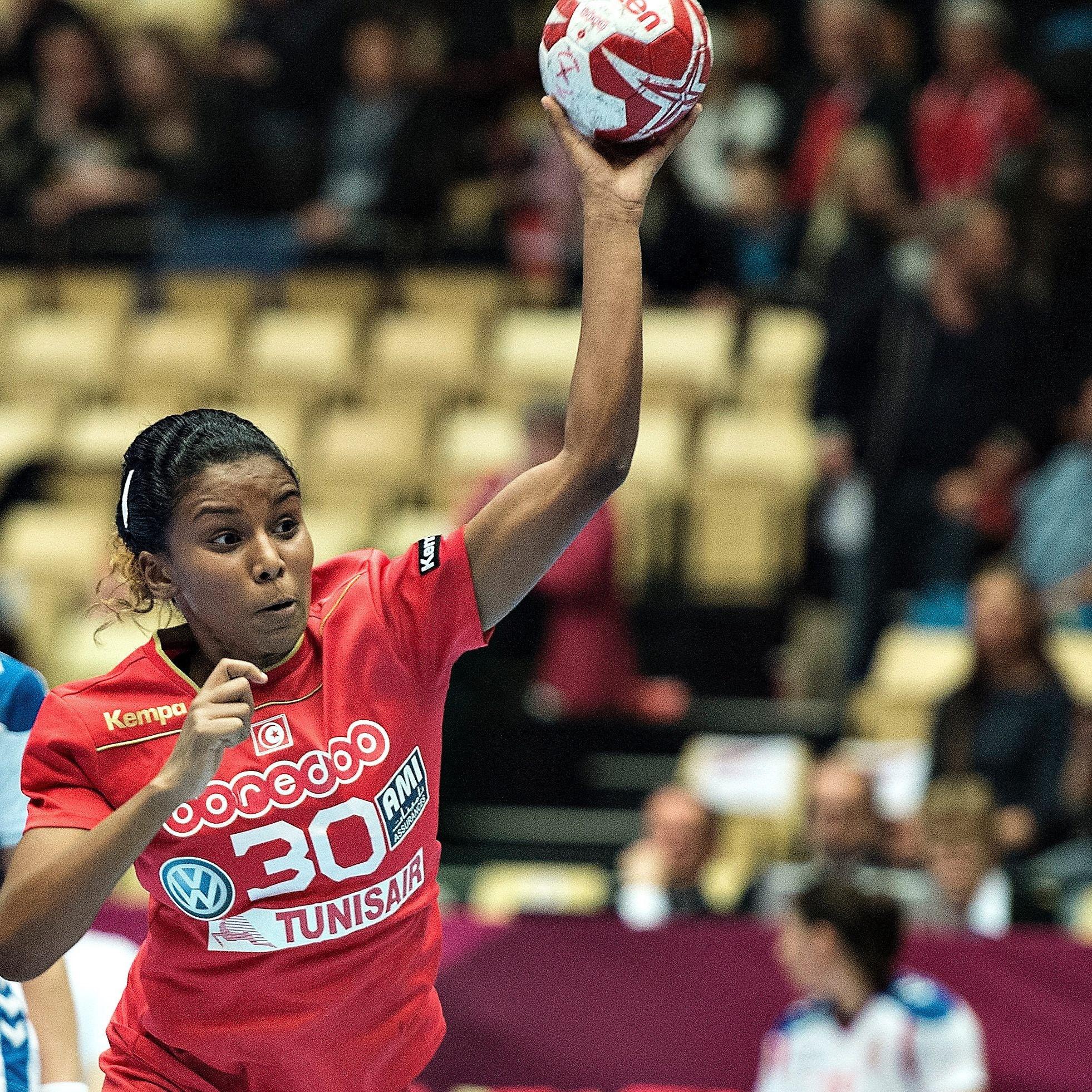 Guinea's first win earns quarter-final place at African Women's Handball Championship