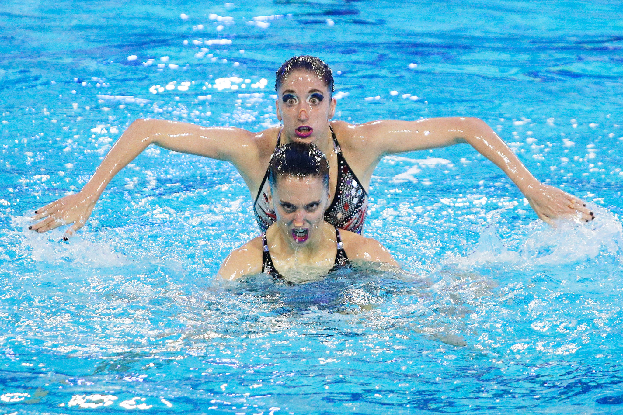 Three sets of sisters among nine duets to qualify for Tokyo 2020 Olympics