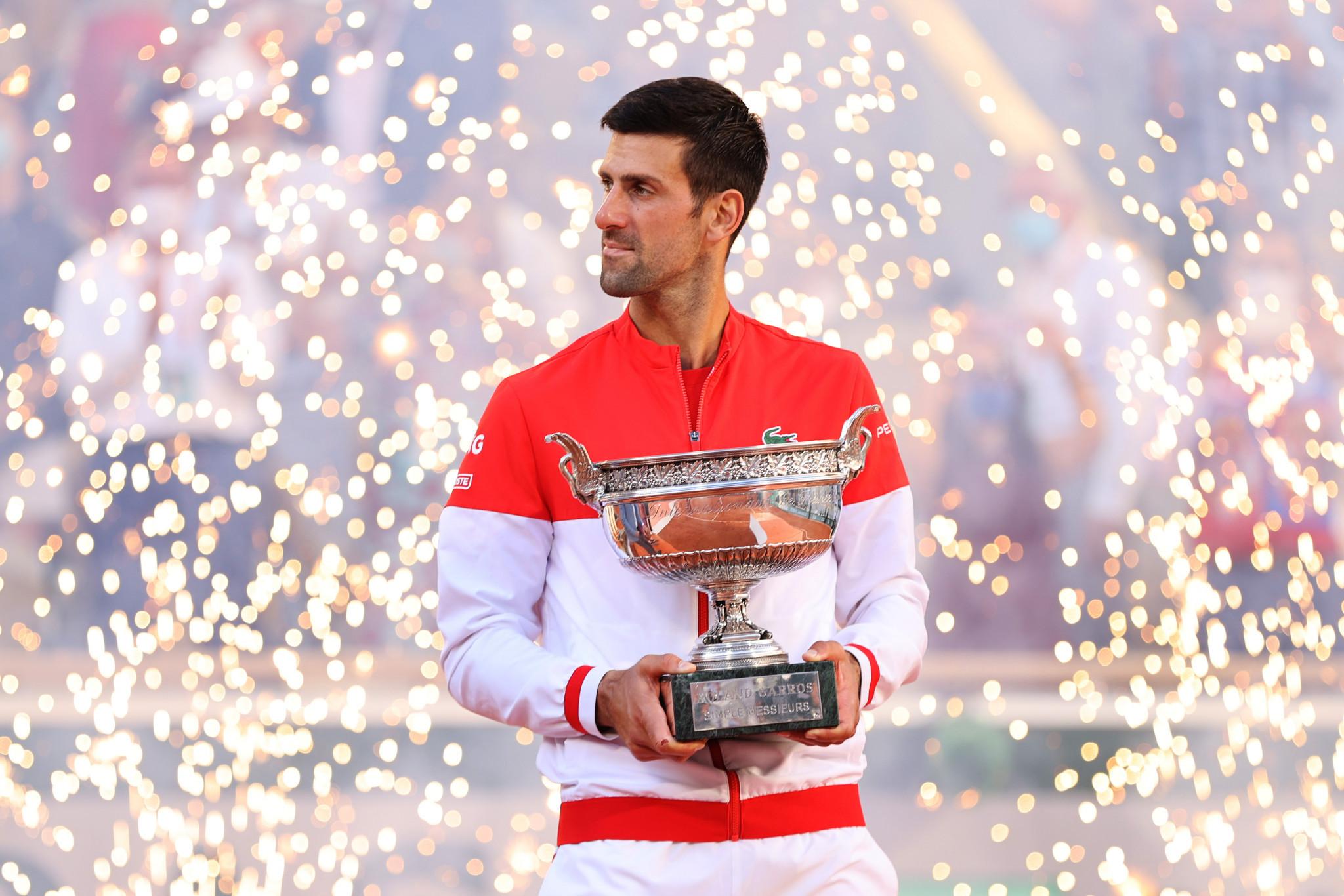 Djokovic wins second French Open and Krejčíková doubles up