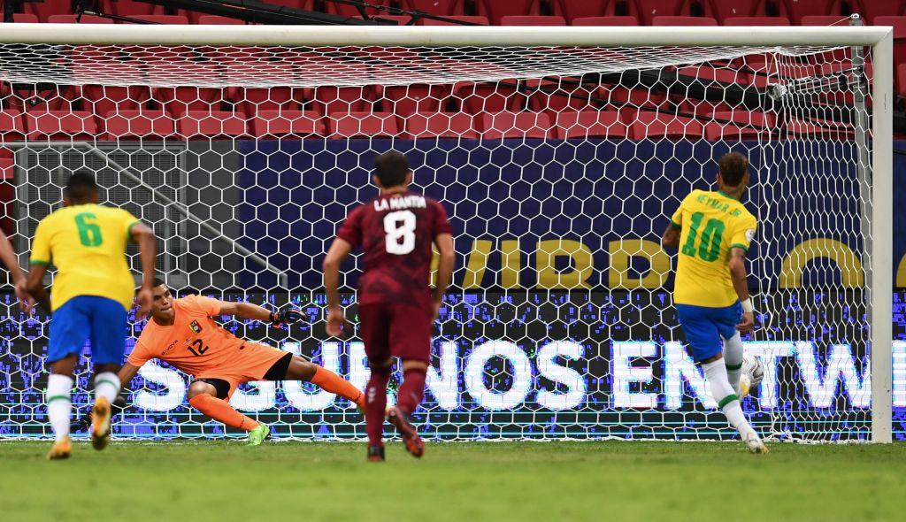 Brazil ease past COVID-affected Venezuela as controversial Copa América opens