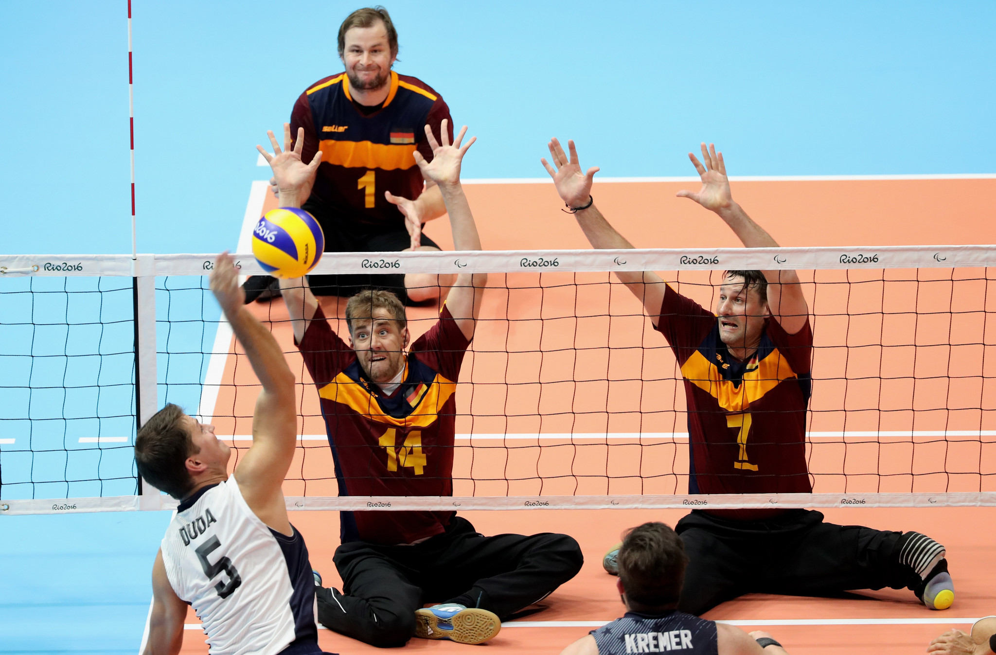 Germany praised for staging final Tokyo 2020 men's sitting volleyball qualifier