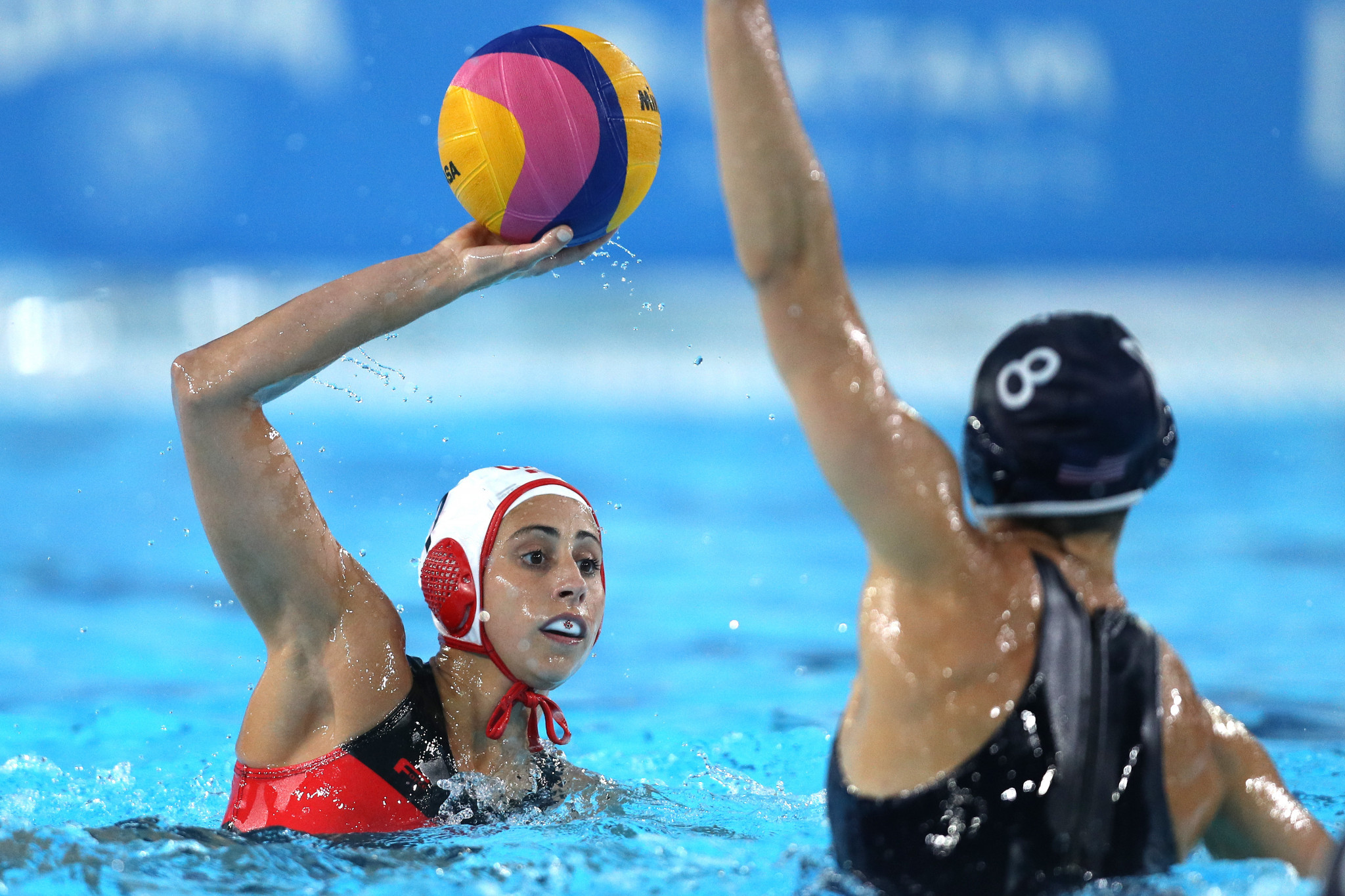 Canada defeat Russia on opening day of Water Polo World League Super Final