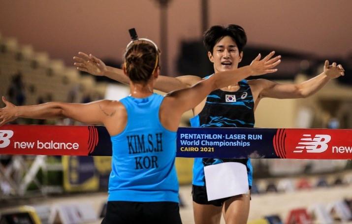 South Korea won mixed relay gold on the final day of the UIPM Pentathlon and Laser Run World Championships ©UIPM