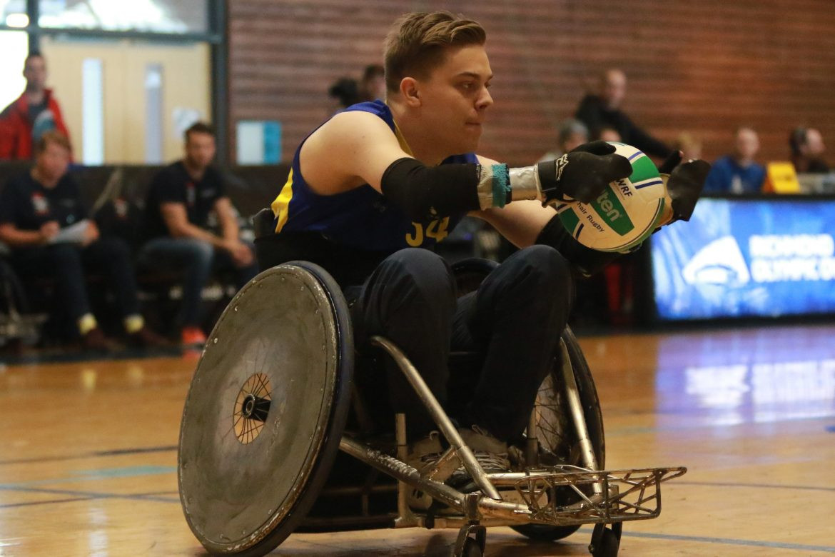 IWRF announces team to play in wheelchair rugby tournament at 2022 World Games