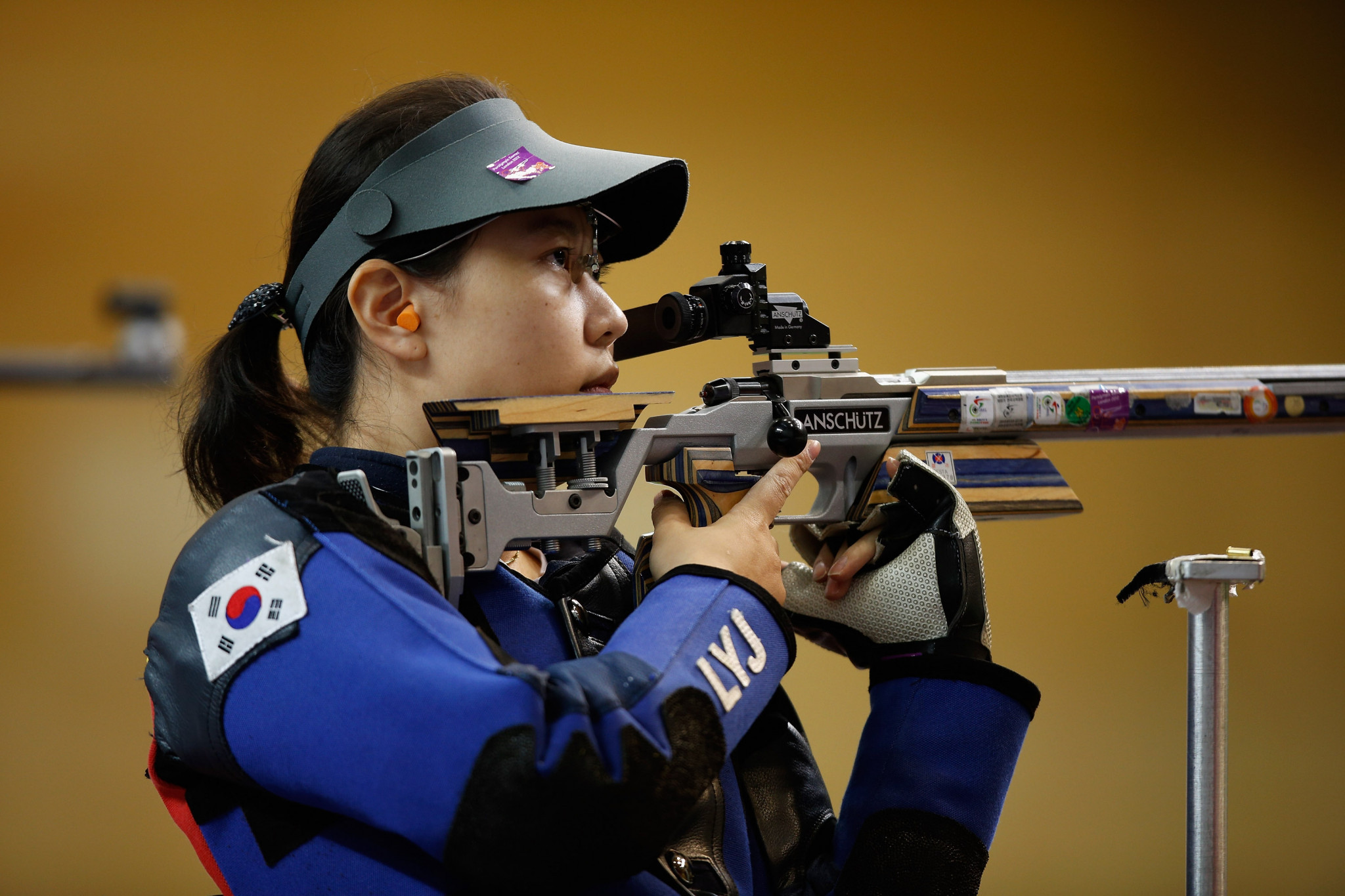 South Korea claim wins at World Shooting Para Sport World Cup in Lima
