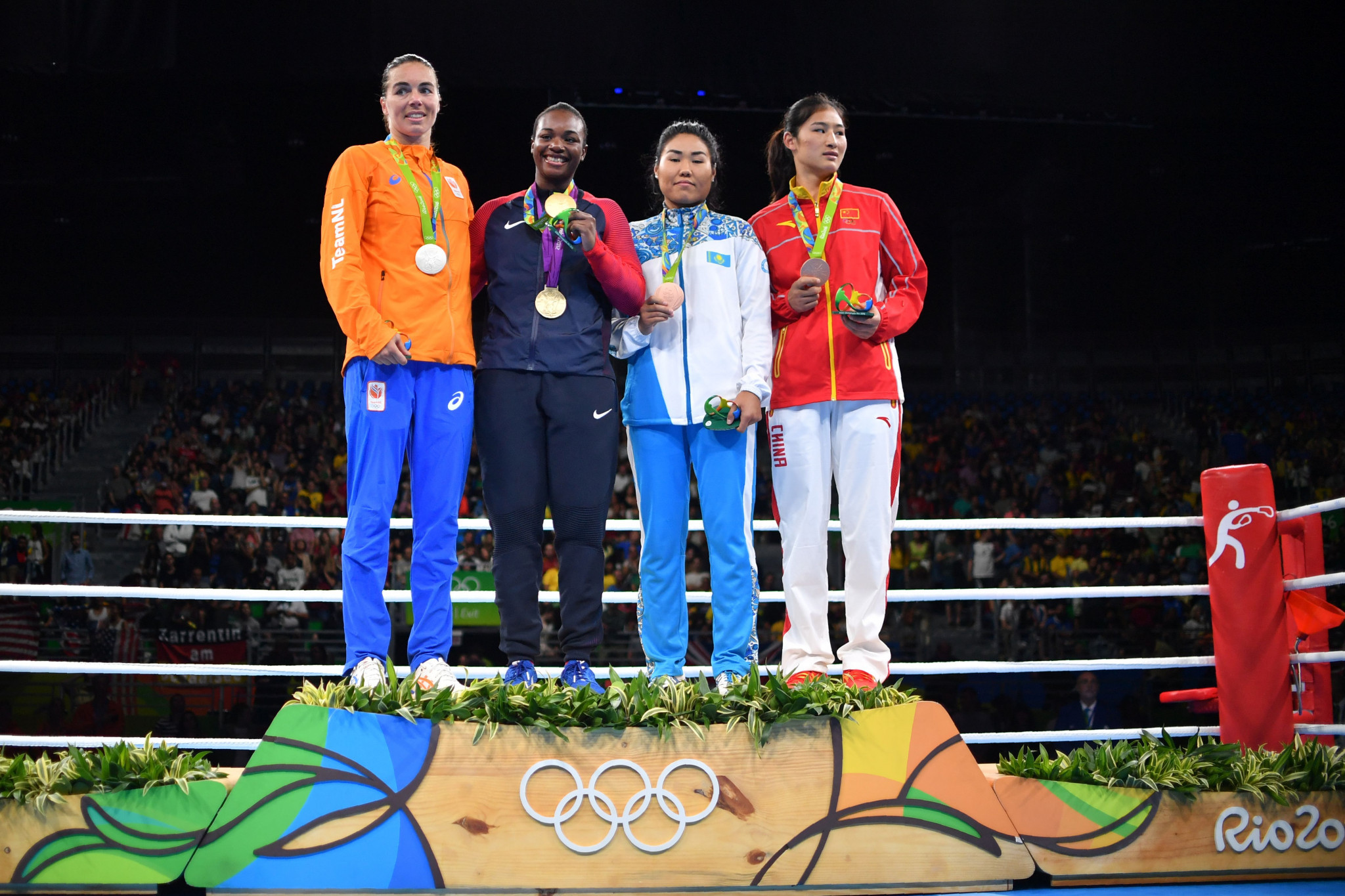 More medals will be handed at Tokyo 2020 in response to a positive COVID-19 test denying an athlete the chance to contest a gold medal match ©Getty Images