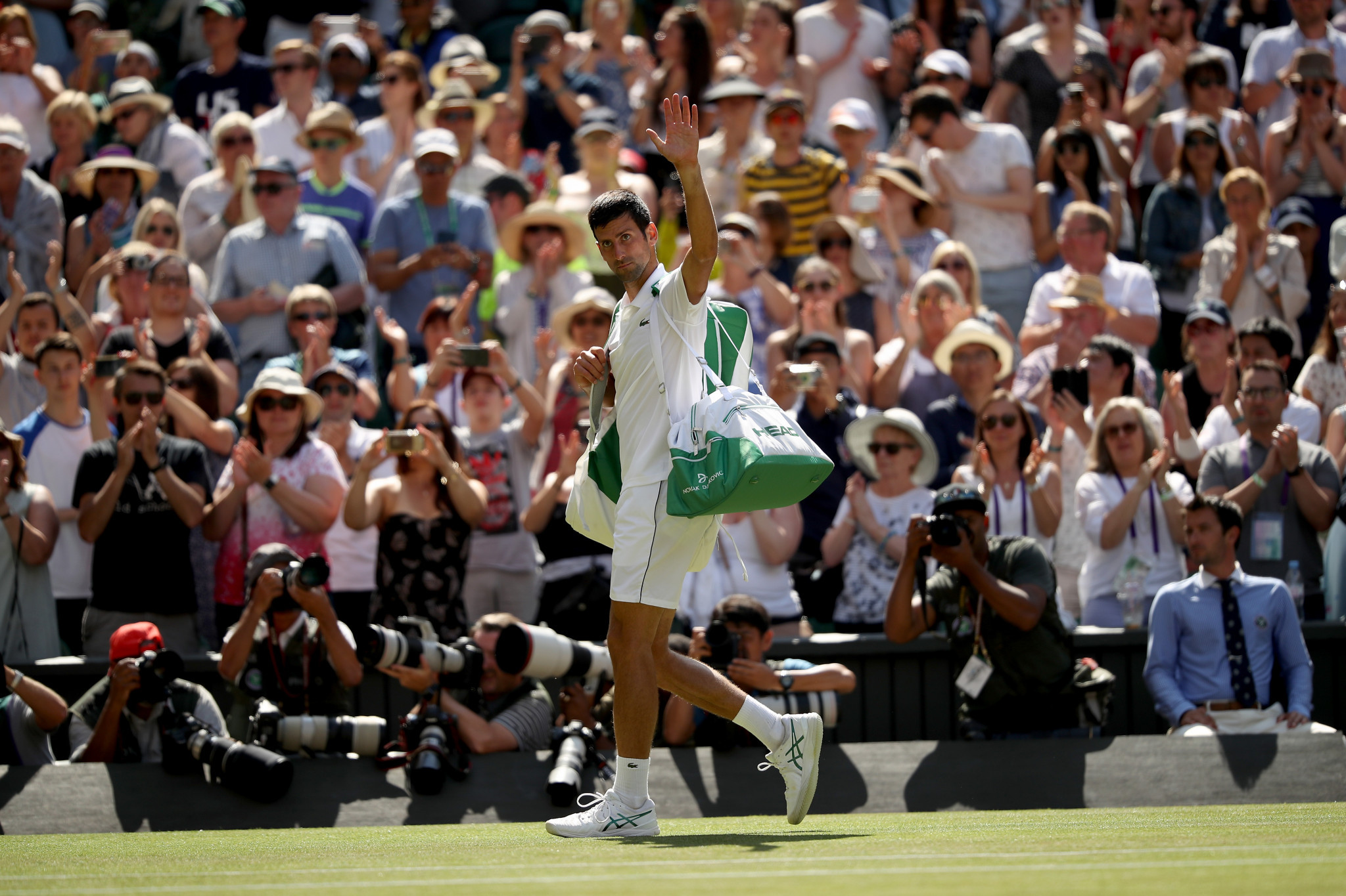 Wimbledon finals to be at full capacity as part of COVID-19 event pilot