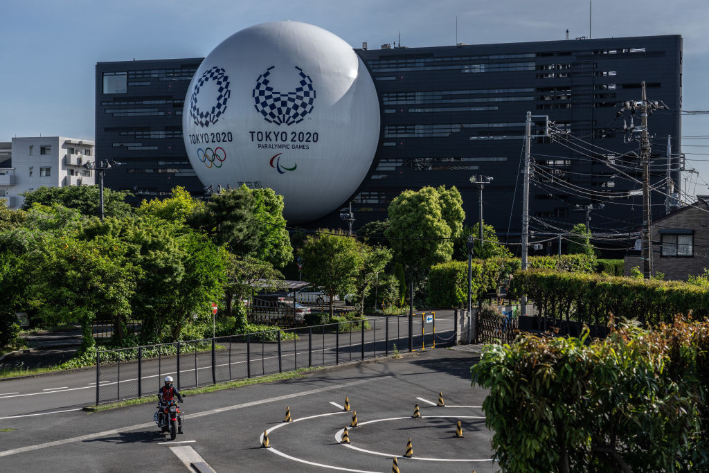 Japan, Tokyo 2020 and the IOC have been criticised for pressing ahead with holding the Games during a pandemic ©Getty Images