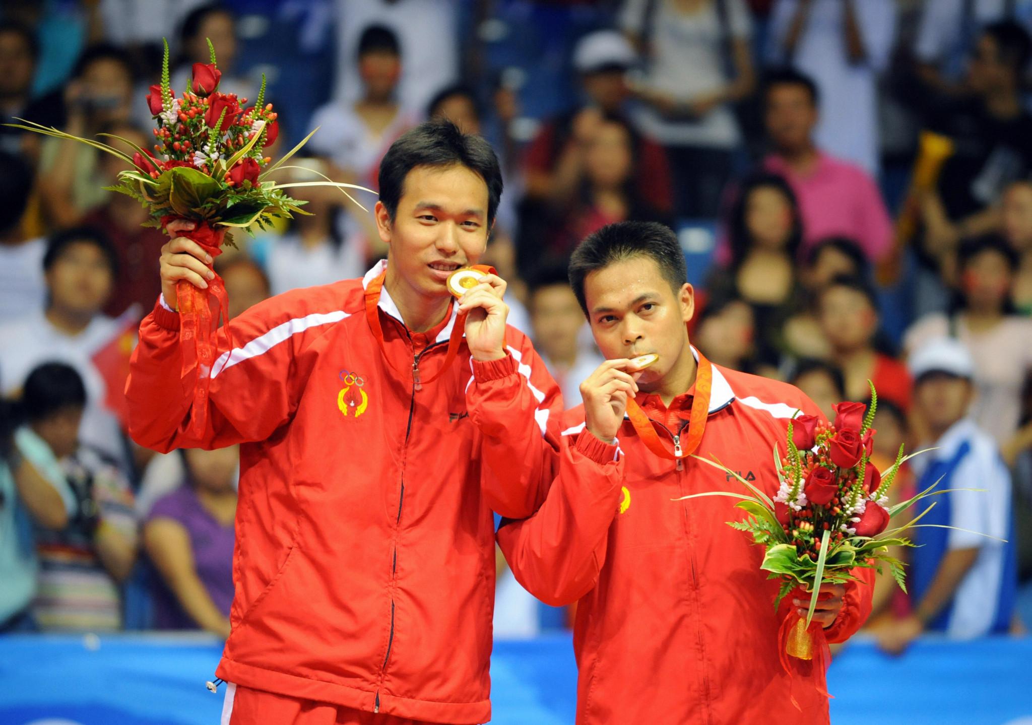 Hendra Setiawan described doubles partner Markis Kido as an