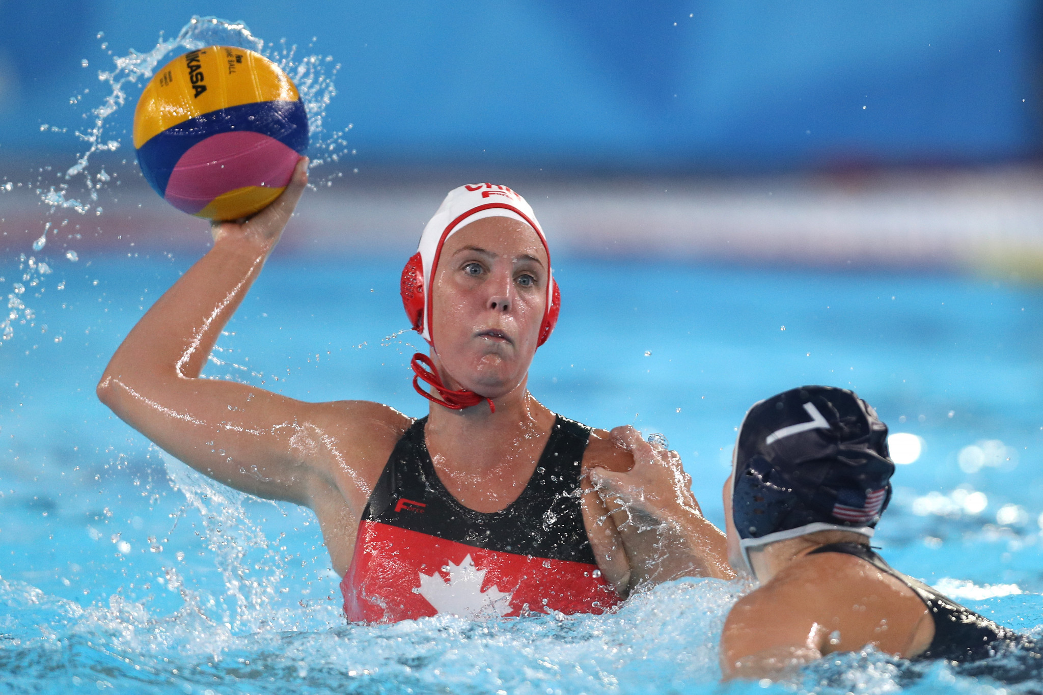 Canada and US top after day two of Women's Water Polo World League Super Final