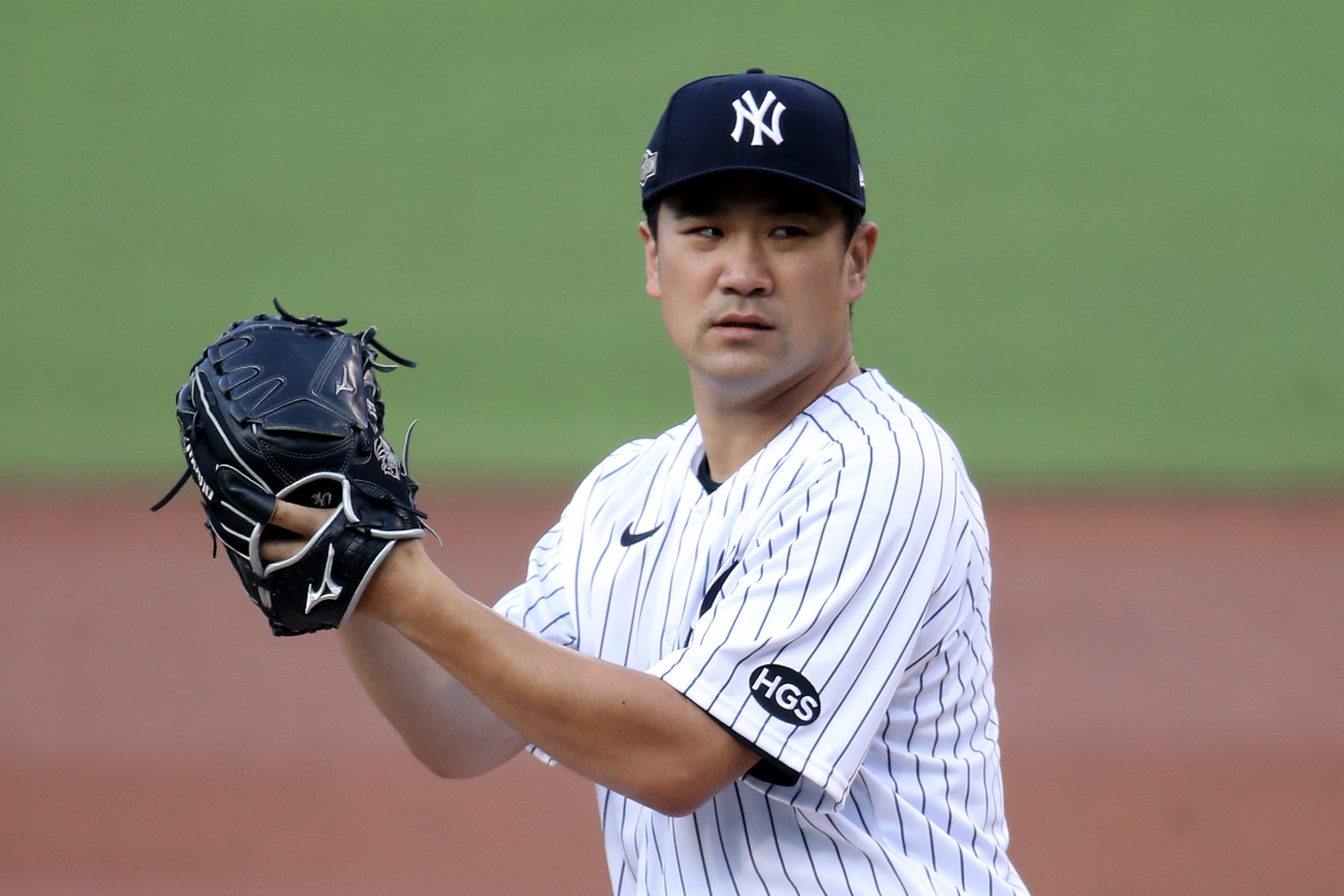 Masahiro Tanaka is the only survivor from Japan's squad at the Beijing 2008 Olympics ©Getty Images