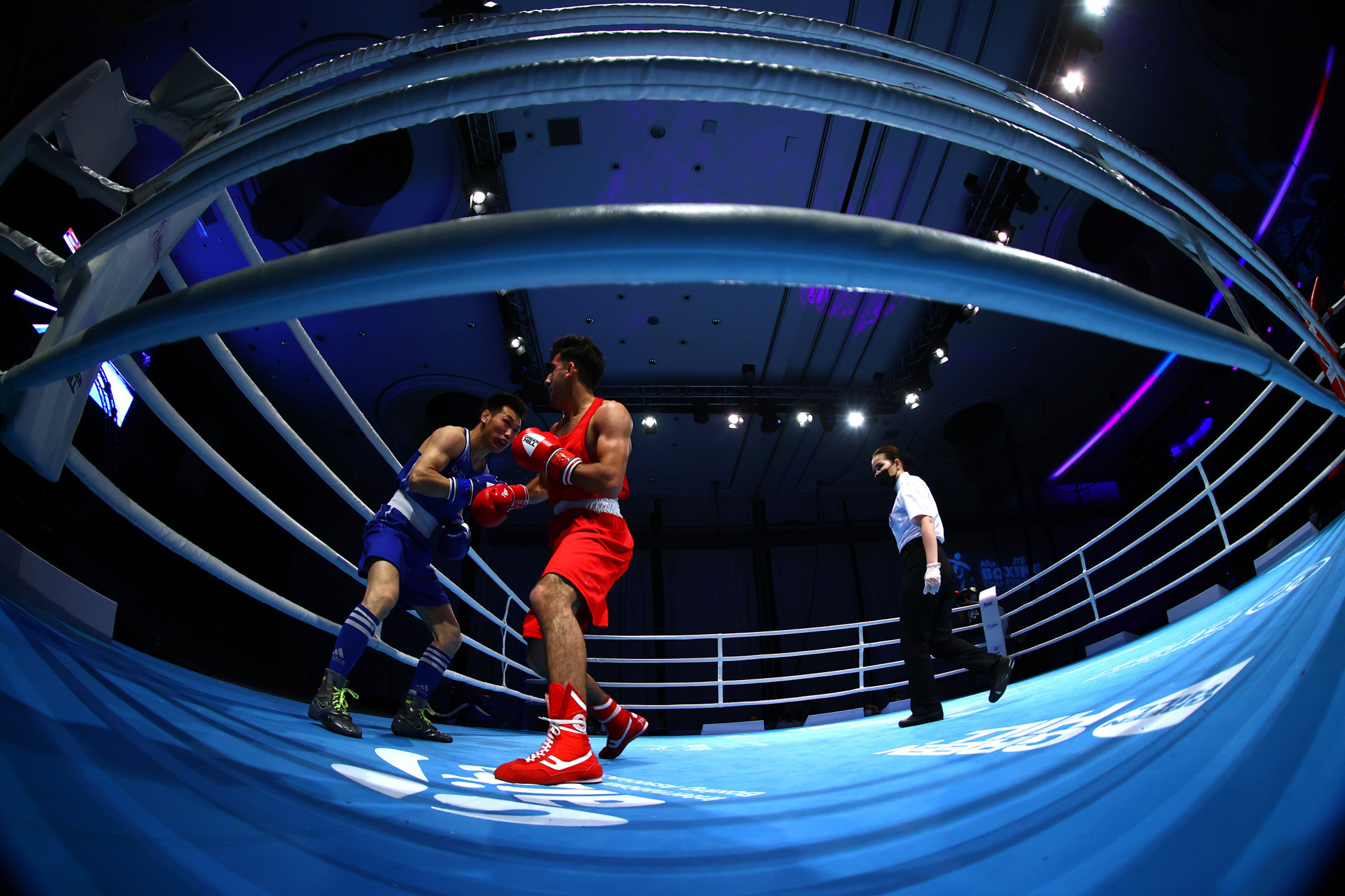 """The camp will """"help them [athletes] to compete at the highest level"""", said AIBA President Umar Kremlev ©Getty Images"""