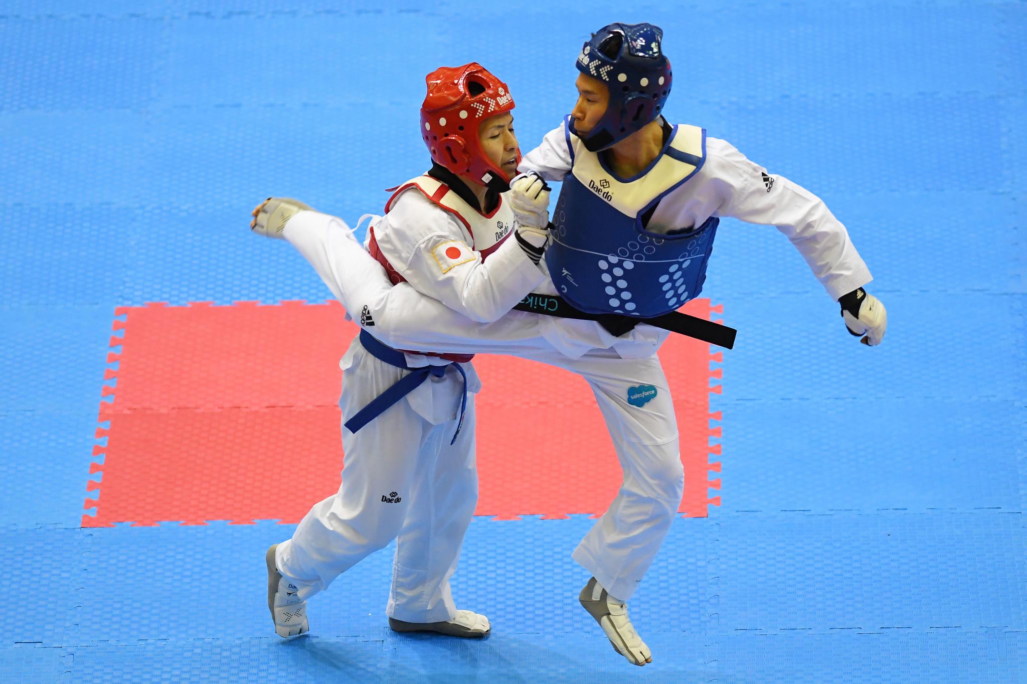 Para-taekwondo is set to make its Paralympic debut at Tokyo 2020 ©Getty Images