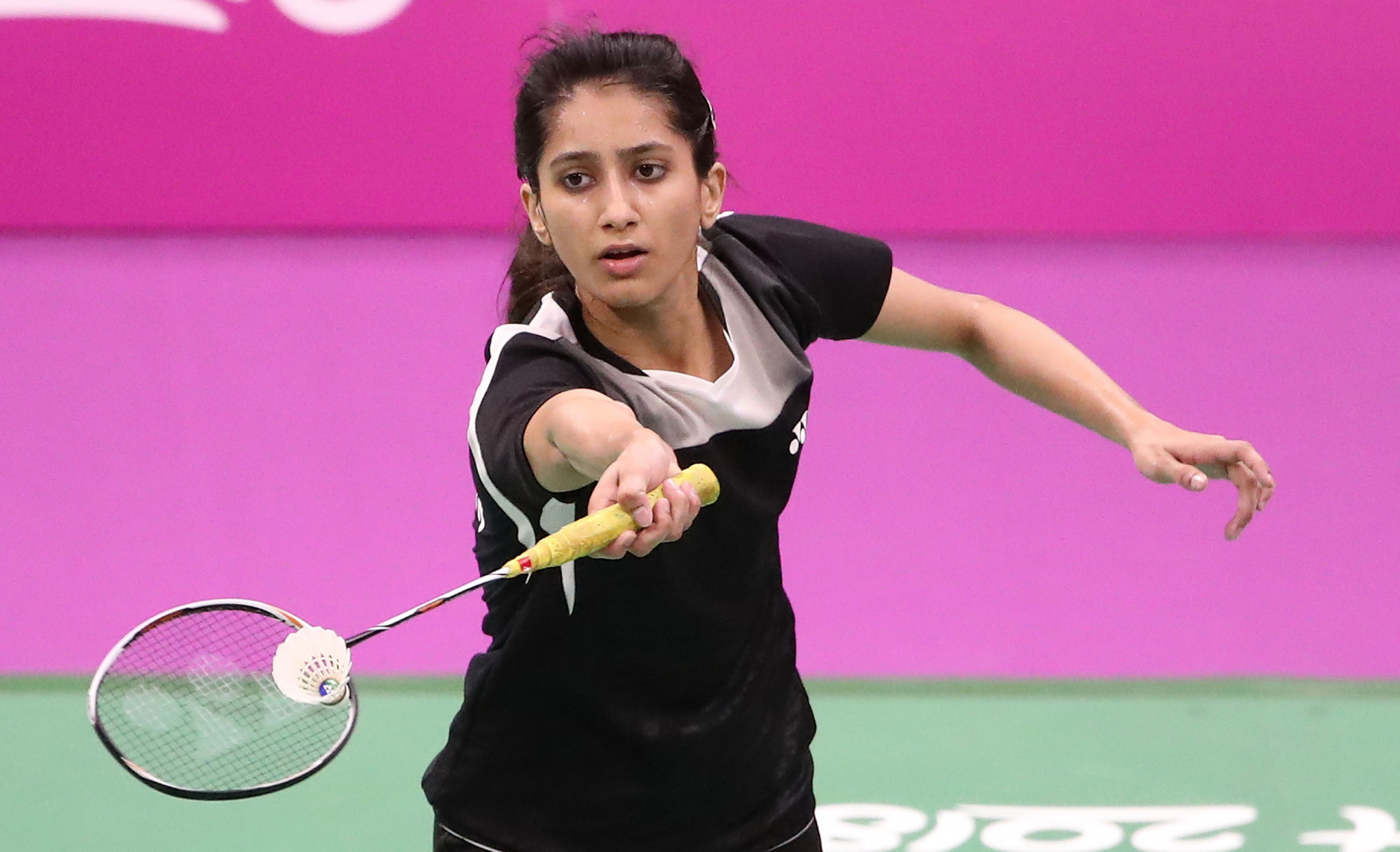 Pakistan's Mahoor Shahzad is looking forward to Tokyo 2020 after winning a fully paid scholarship during the first intake ©Getty Images