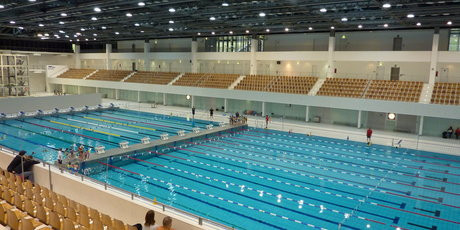 The Schwimm-und Sprunghalle in the Europasportpark in Berlin will stage the fourth leg of the World Para Swimming World Series ©Facebook