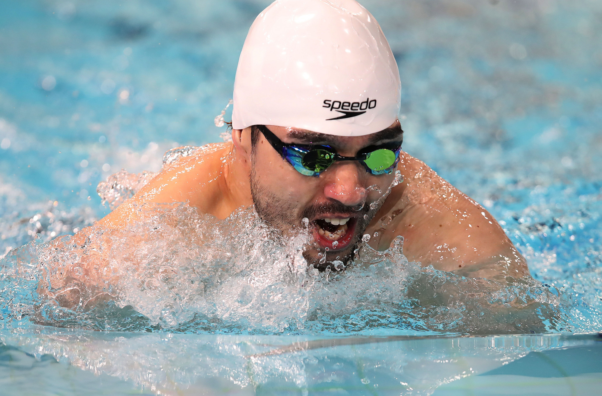 Japan's Takayuki Suzuki will continue his preparations for Tokyo 2020 in the World Para Swimming World Series in Berlin ©Getty Images