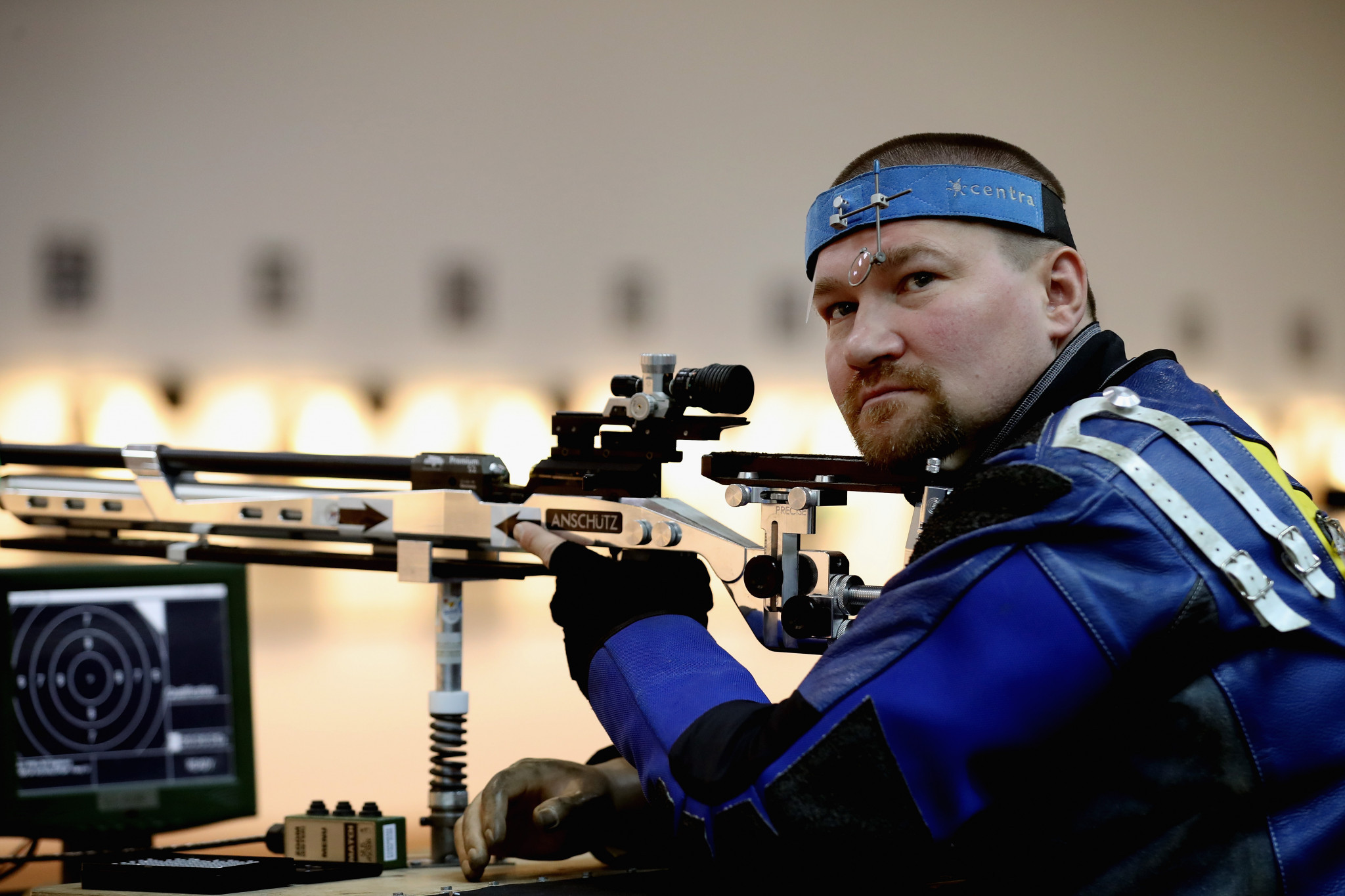 Kovalchuk earns victory in rifle event at World Shooting Para Sport World Cup