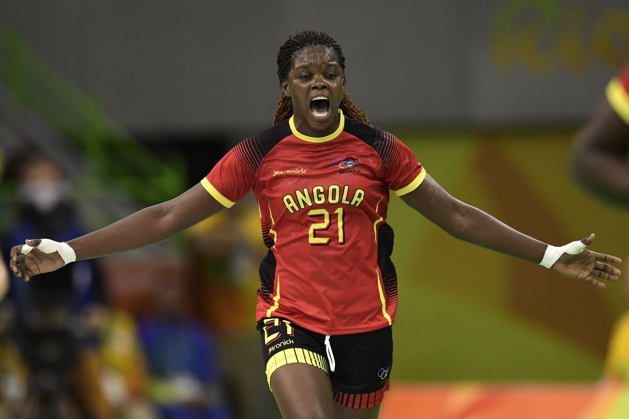 Angola and Cameroon to meet in African Women's Handball Championship final