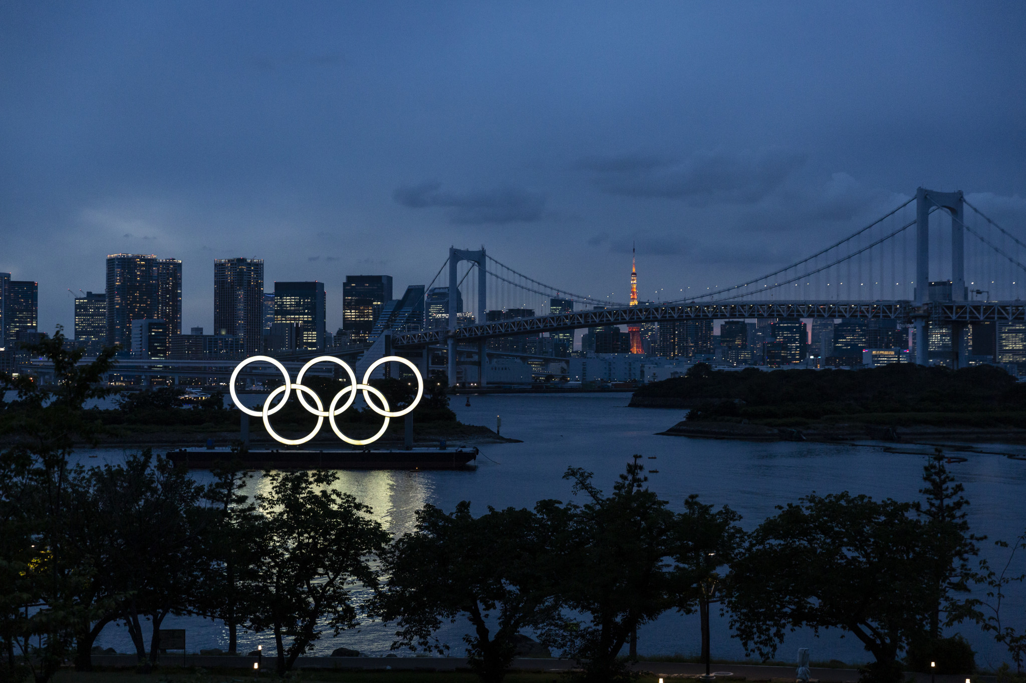 Tokyo 2020 could hold a lottery to decide spectators at the Games ©Getty Images
