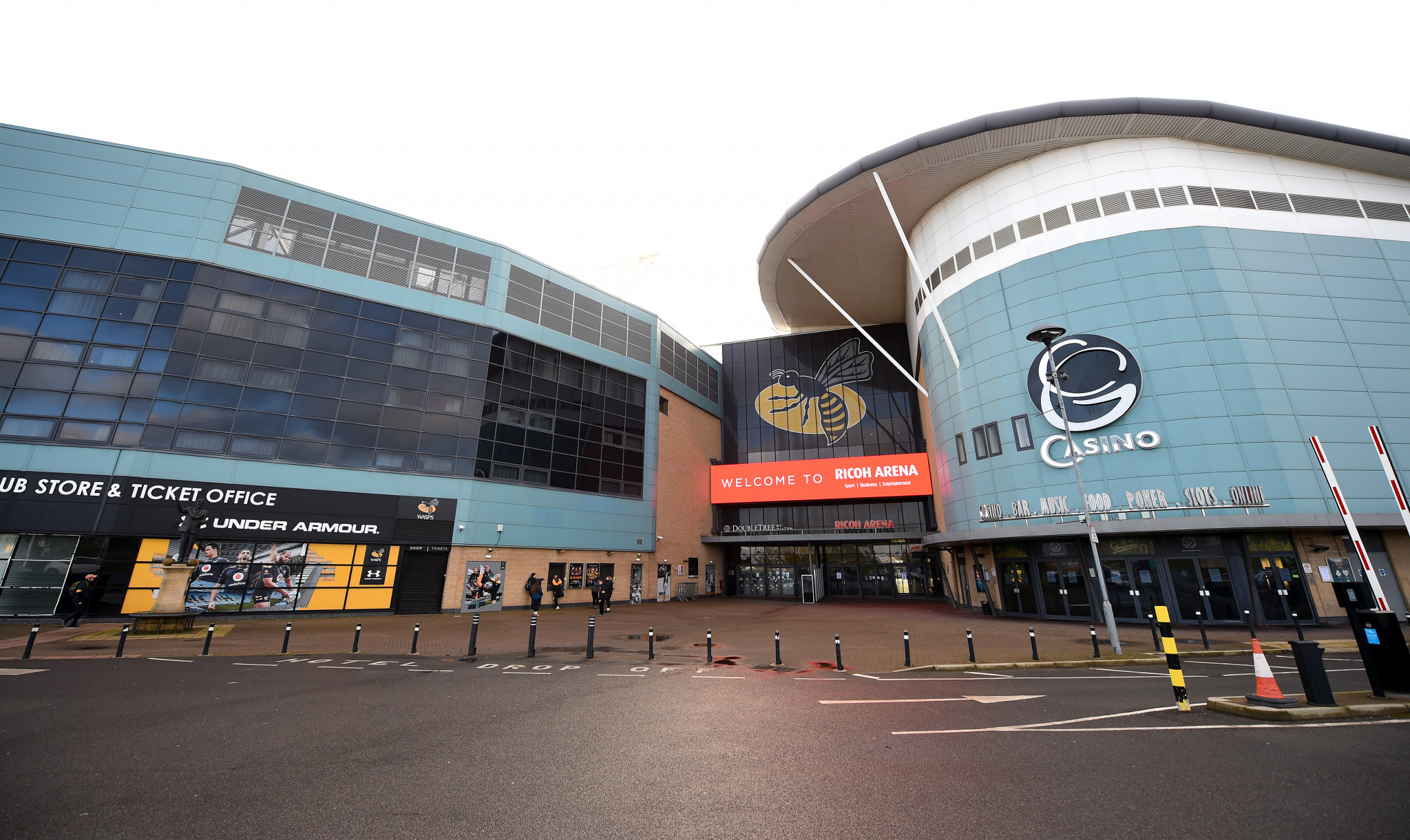 Work begins on convention centre upgrades at Ricoh Arena ahead of Birmingham 2022
