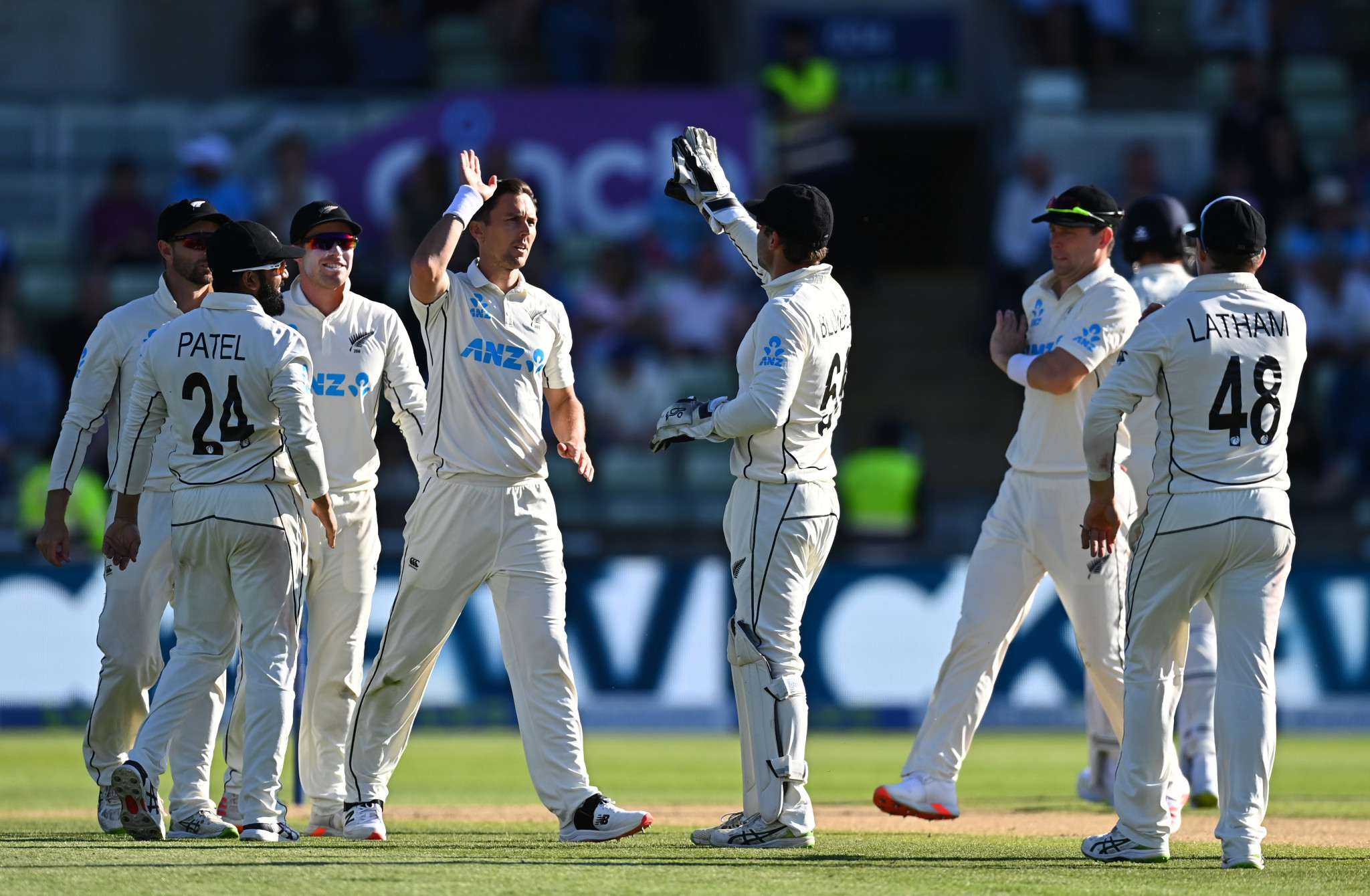 New Zealand, beaten by the narrowest of margins by England in the 2019 Cricket World Cup final, will seek to win a major ICC event for the first time when the World Test Championship final starts tomorrow ©Getty Images