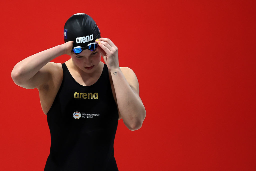 World records bookend day one of World Para Swimming Series in Berlin