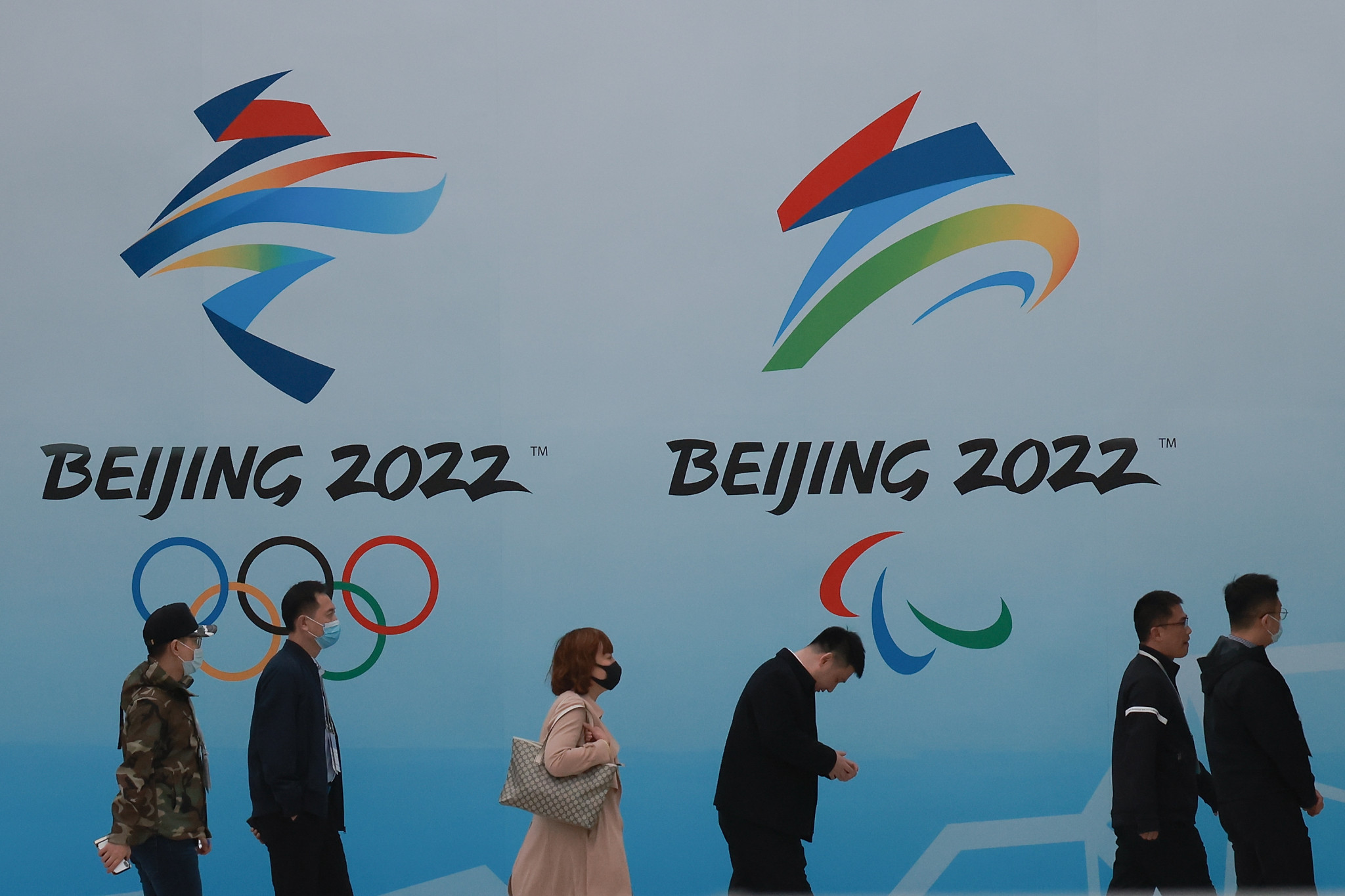 The Beijing 2022 Winter Olympics are due to open in 230 days ©Getty Images