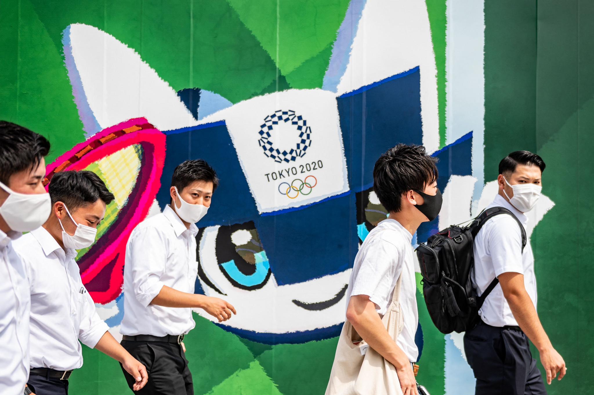 The Tokyo 2020 Olympic Games will begin next month ©Getty Images