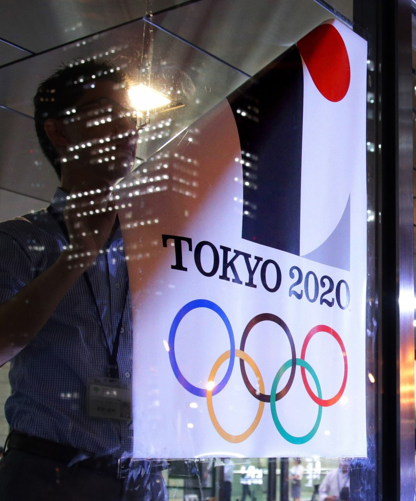 Scrapping the initial logo was embarrassing for both Tokyo 2020 and the IOC ©Getty Images