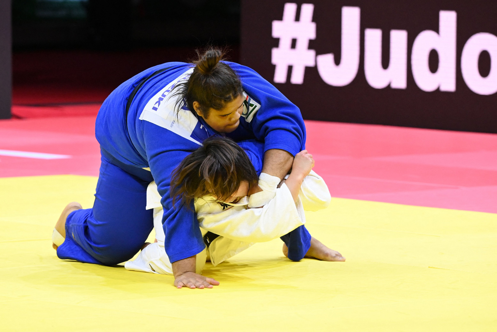 Judo, like all sports, faces a challenge to bounce back from the coronavirus pandemic  ©Getty Images