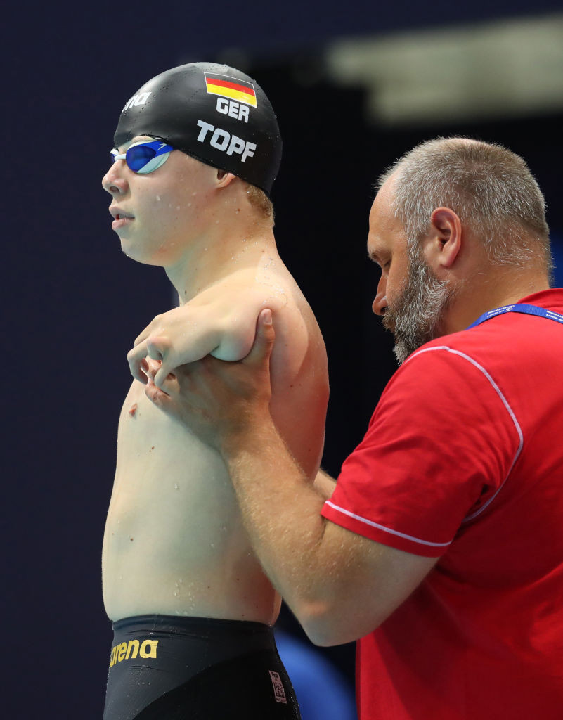 More world records on day two of World Para Swimming Series in Berlin