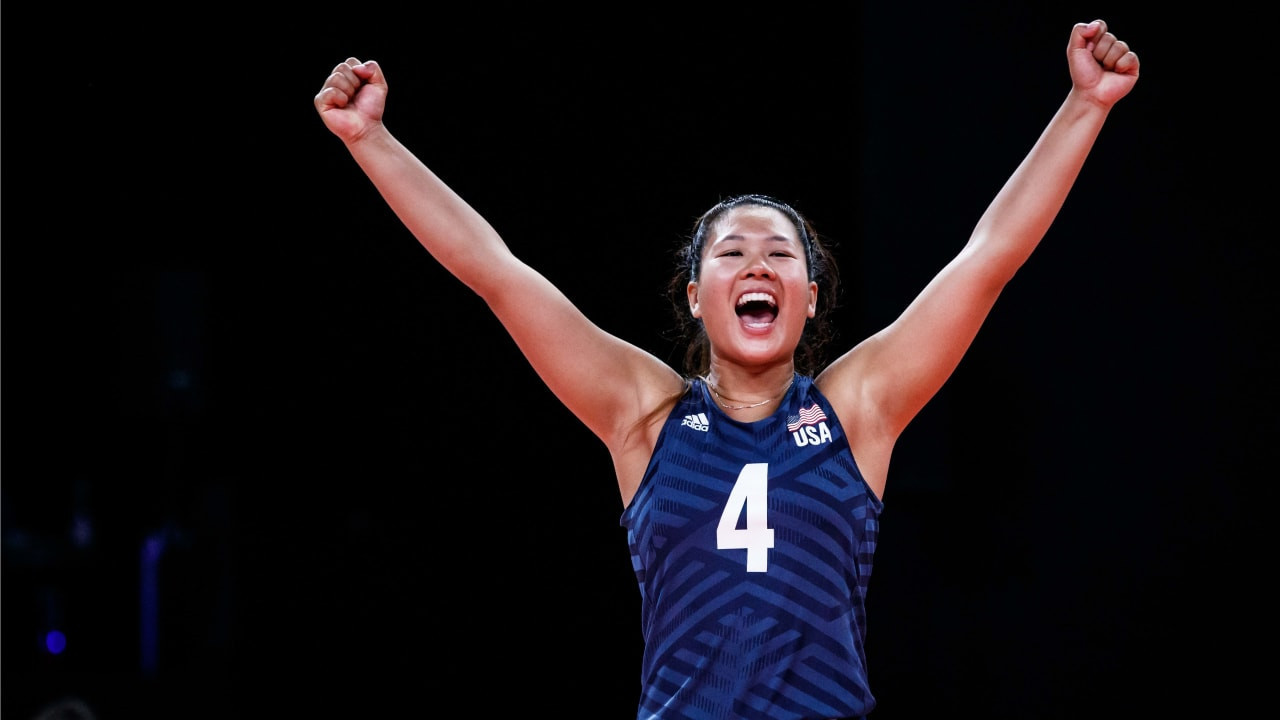 Japan collect vital comeback win at women's Volleyball Nations League as US stay undefeated