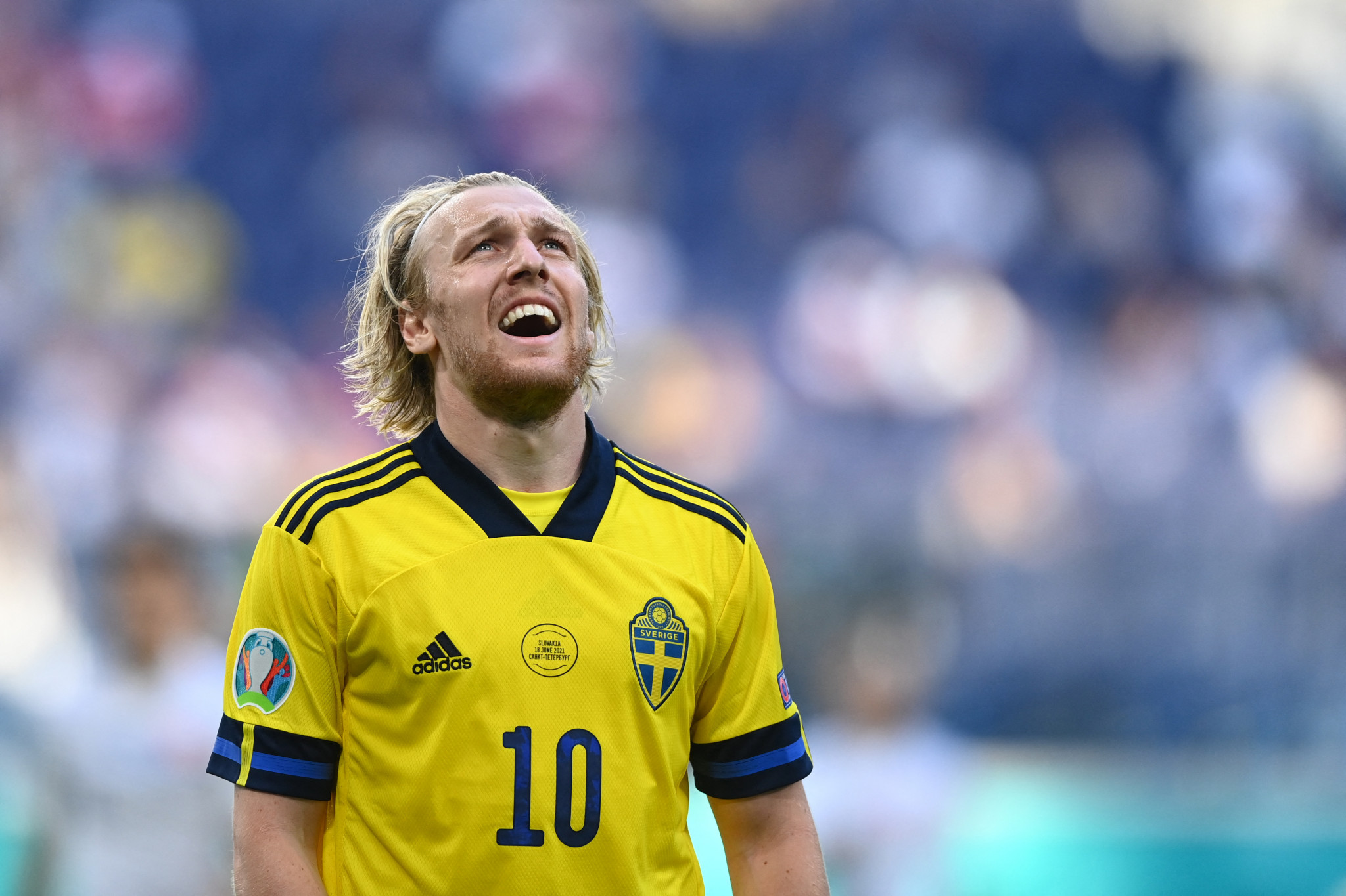 Sweden beat Slovakia but Euro 2020's Group D games end in stalemate