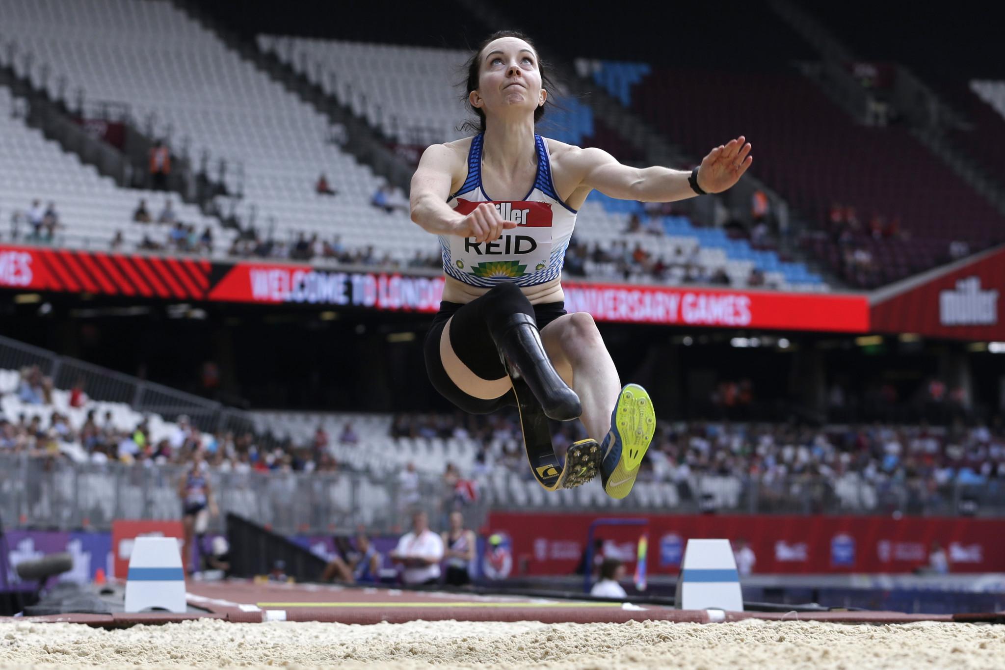 British Para-athlete Stefanie Reid described the speculation about Tokyo 2020 as