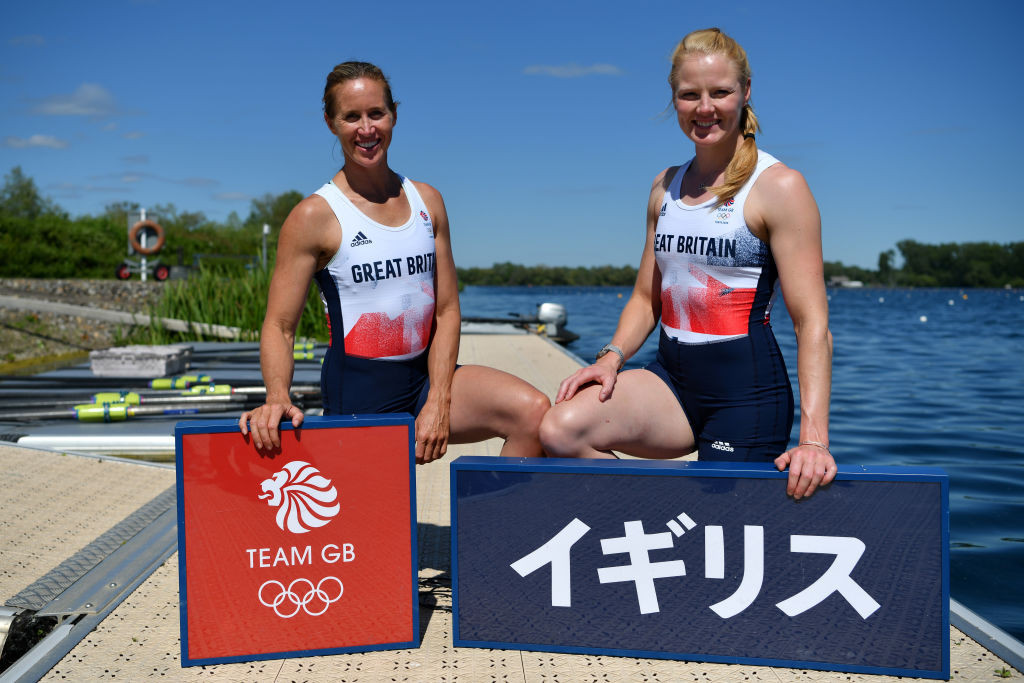 Britain, Australia and United States name big battalions for Tokyo 2020 rowing